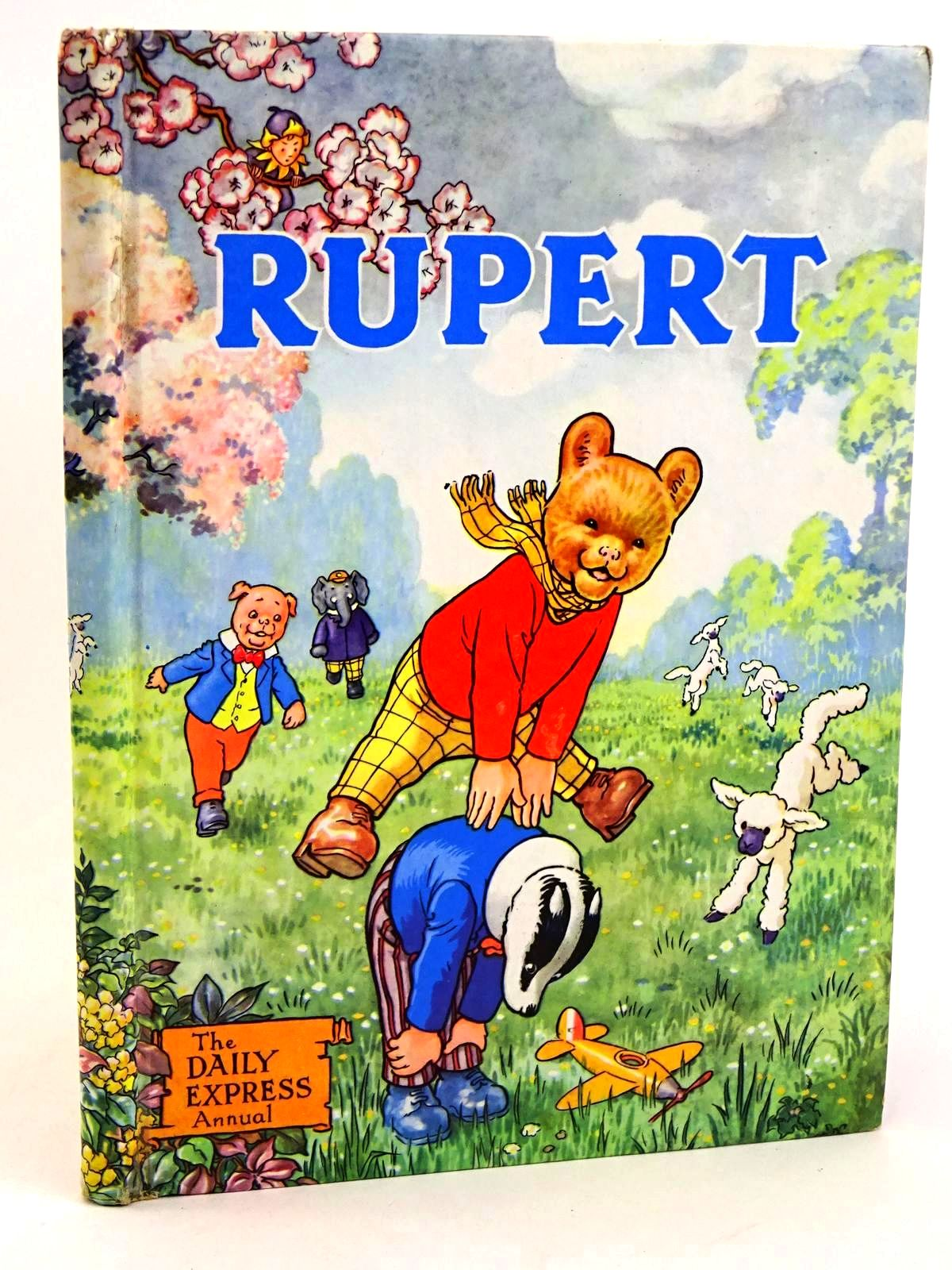 Photo of RUPERT ANNUAL 1958- Stock Number: 1318455