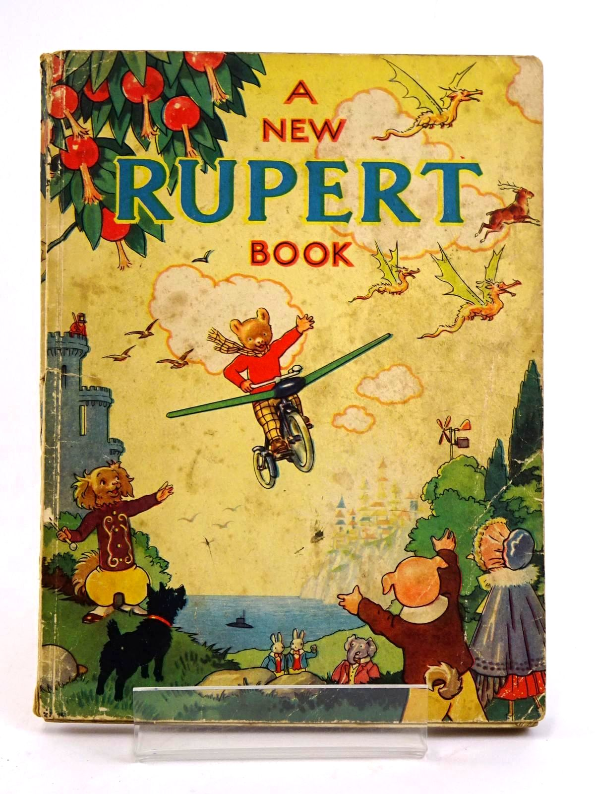 Photo of RUPERT ANNUAL 1945 - A NEW RUPERT BOOK- Stock Number: 1318463