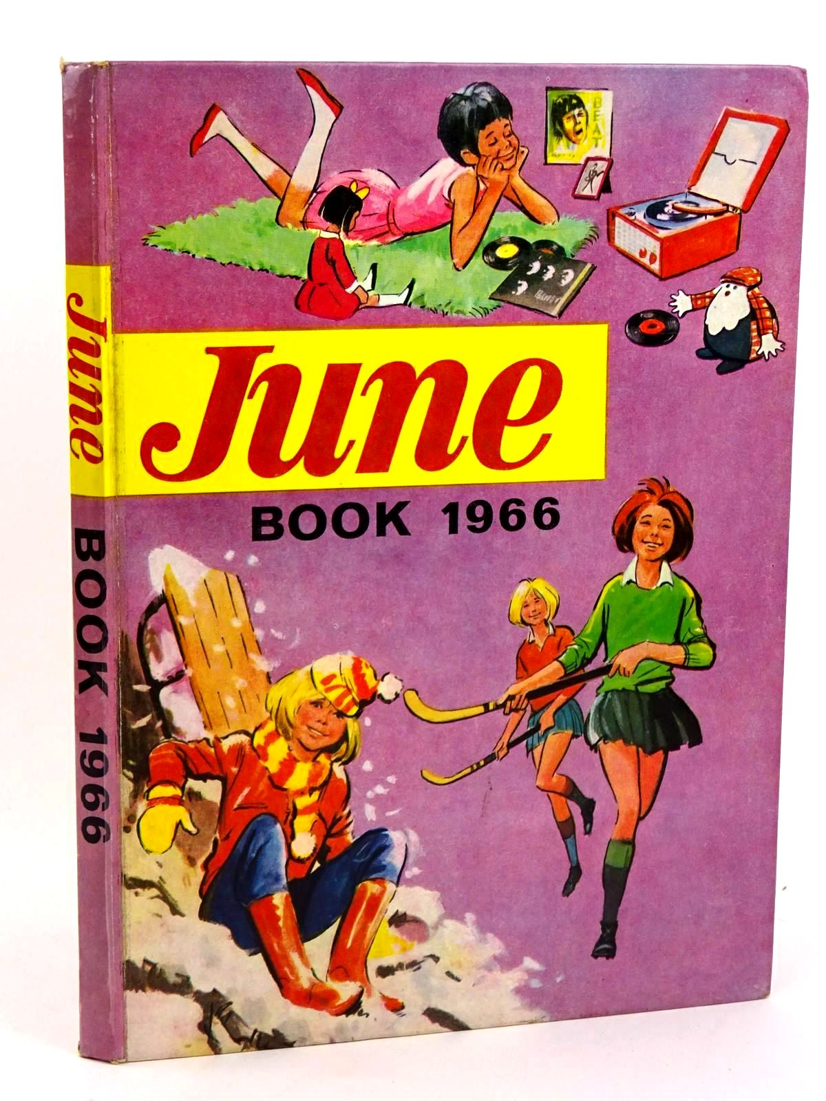 Photo of JUNE BOOK 1966- Stock Number: 1318466