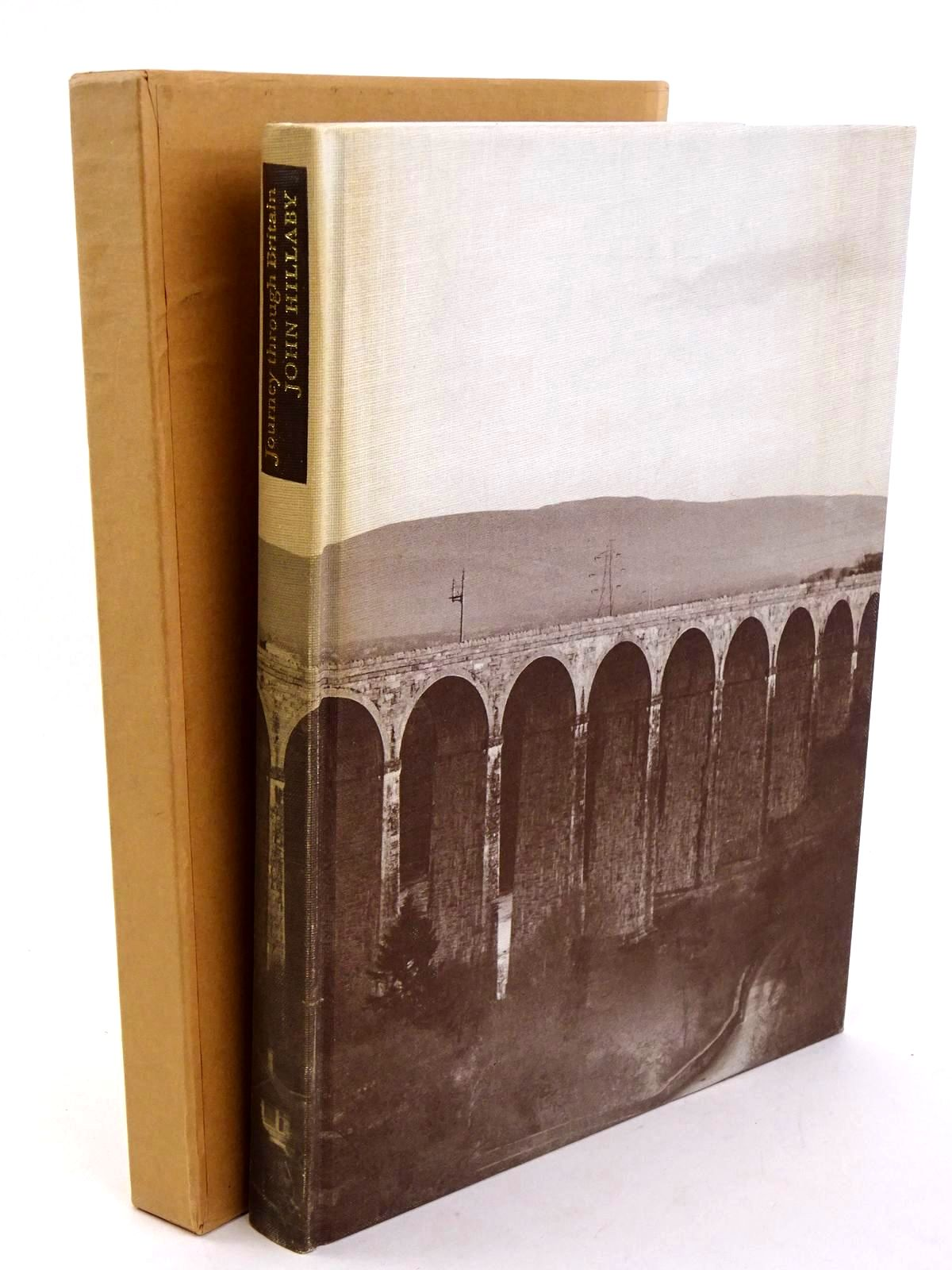 Photo of JOURNEY THROUGH BRITAIN written by Hillaby, John published by Folio Society (STOCK CODE: 1318481)  for sale by Stella & Rose's Books