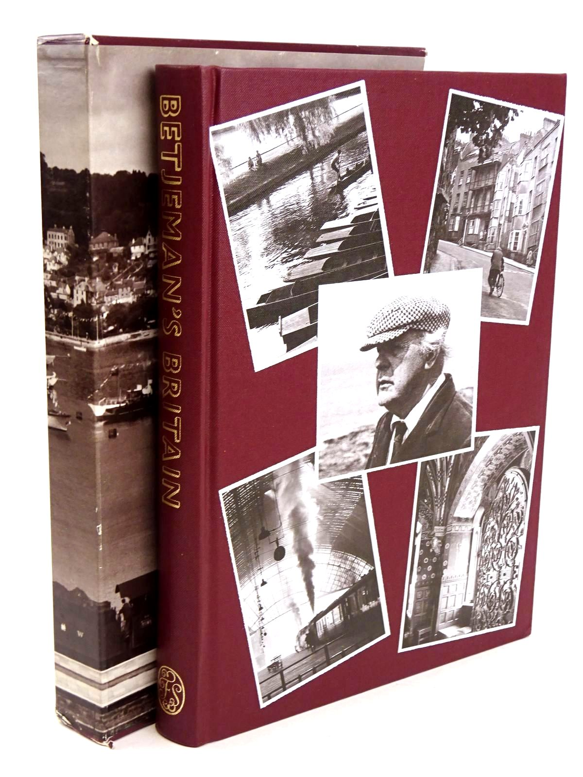 Photo of BETJEMAN'S BRITAIN written by Betjeman, John