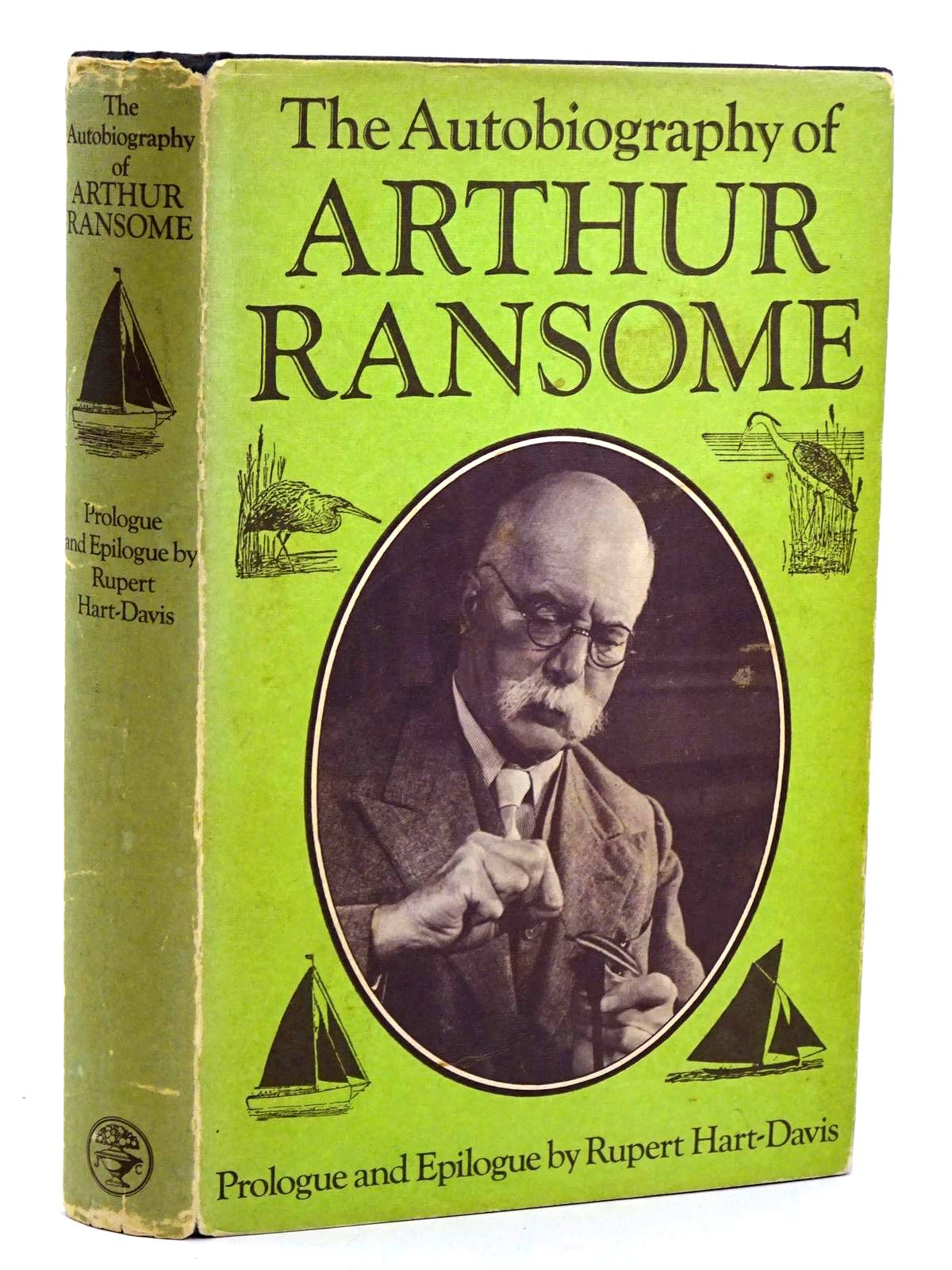 Photo of THE AUTOBIOGRAPHY OF ARTHUR RANSOME- Stock Number: 1318490