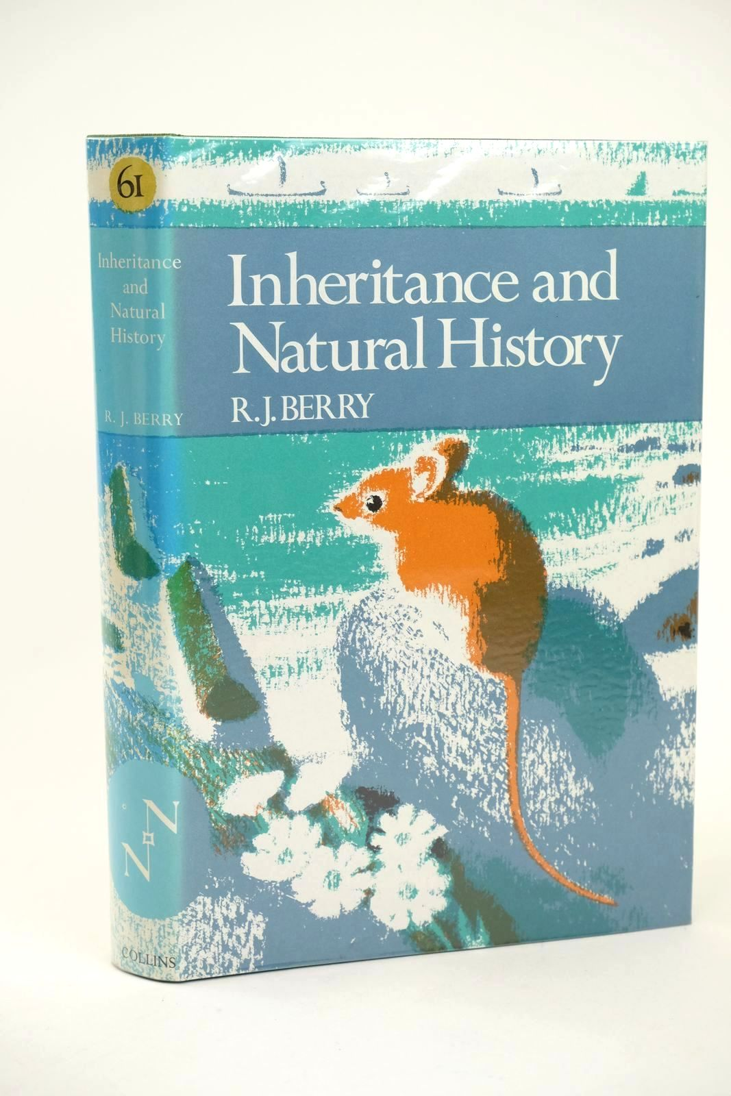 Photo of INHERITANCE AND NATURAL HISTORY (NN 61) written by Berry, R.J. published by Collins (STOCK CODE: 1318500)  for sale by Stella & Rose's Books