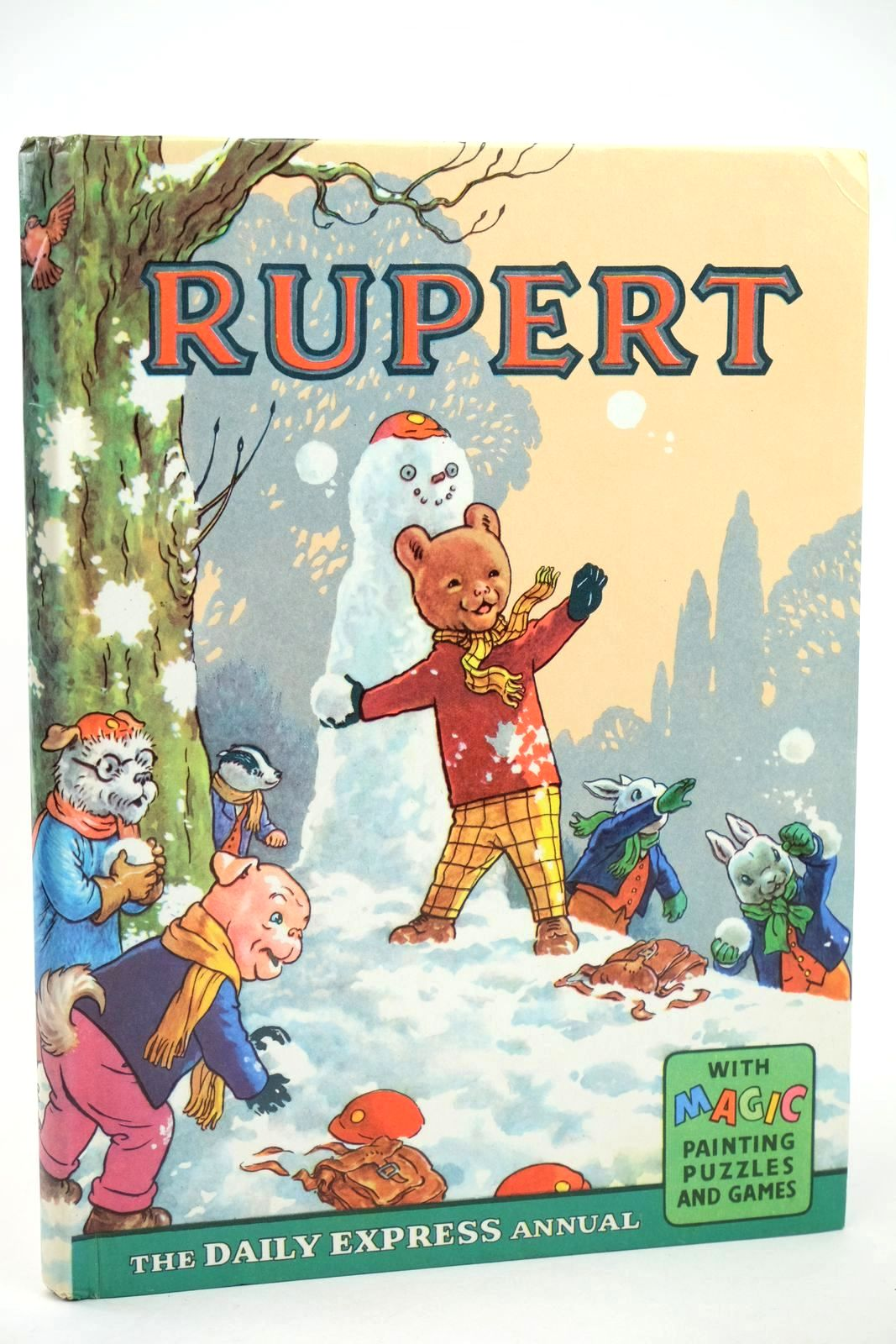 Photo of RUPERT ANNUAL 1962