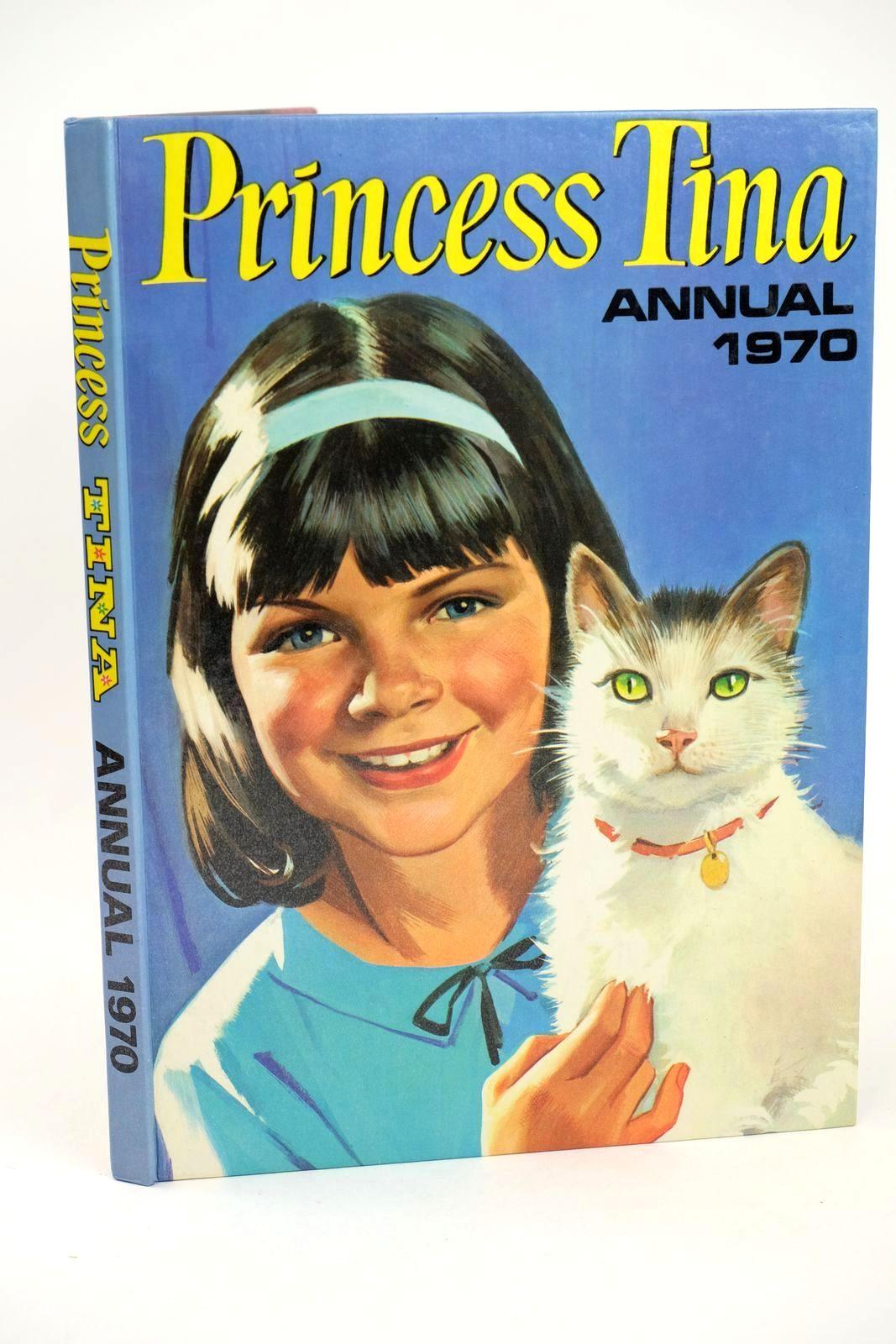 Photo of PRINCESS TINA ANNUAL 1970- Stock Number: 1318514