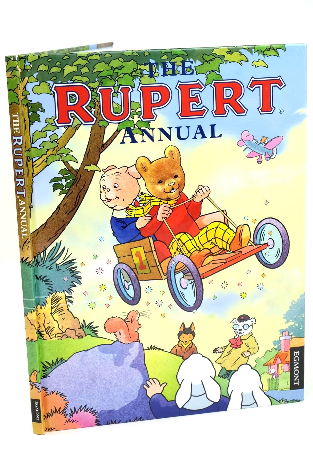 Photo of RUPERT ANNUAL 2013- Stock Number: 1318515