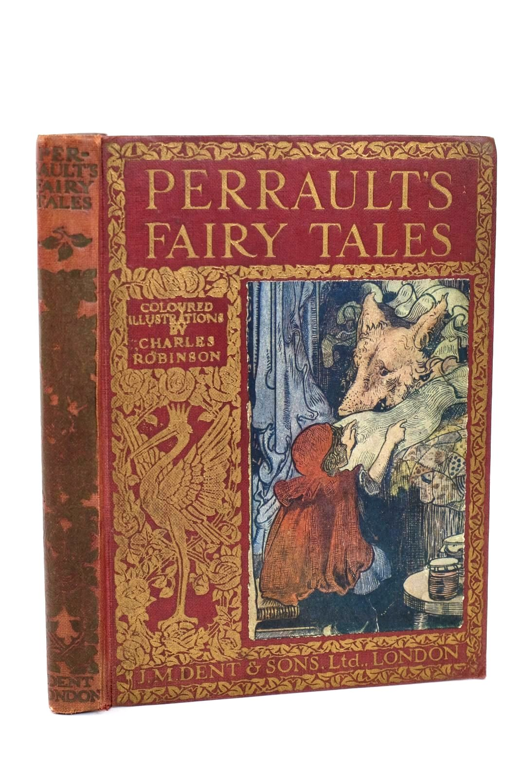 Photo of PERRAULT'S FAIRY TALES- Stock Number: 1318525