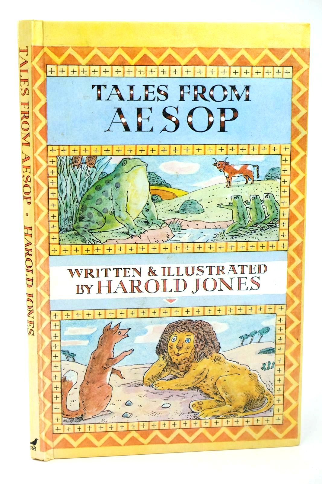 Photo of TALES FROM AESOP written by Aesop,<br />Jones, Harold illustrated by Jones, Harold published by Julia MacRae Books (STOCK CODE: 1318528)  for sale by Stella & Rose's Books