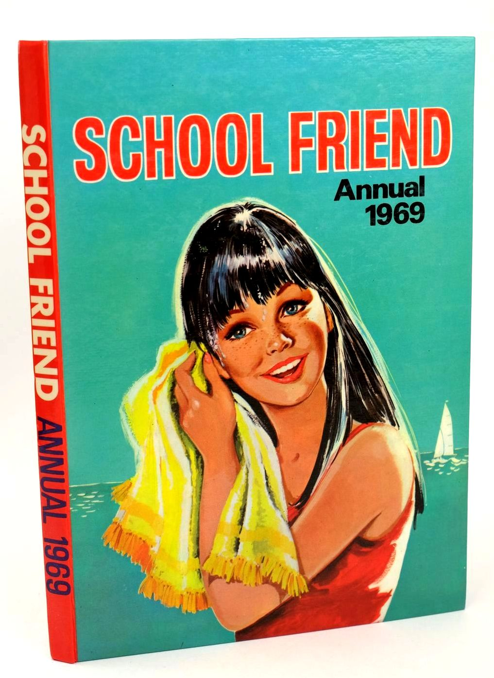 Photo of SCHOOL FRIEND ANNUAL 1969- Stock Number: 1318540