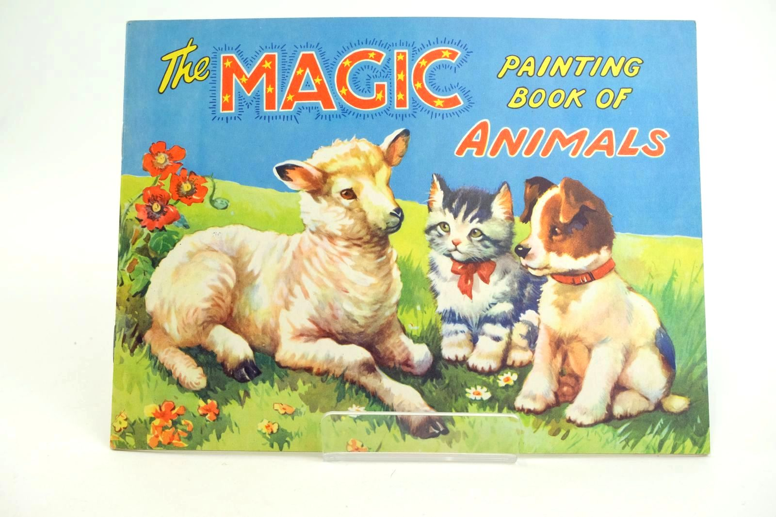 Photo of THE MAGIC PAINTING BOOK OF ANIMALS published by Purnell (STOCK CODE: 1318563)  for sale by Stella & Rose's Books