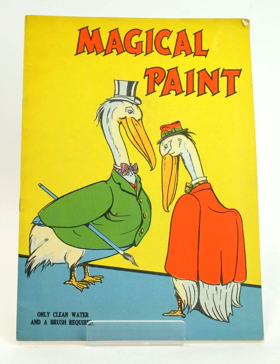 Photo of MAGICAL PAINT published by Renwick of Otley (STOCK CODE: 1318564)  for sale by Stella & Rose's Books