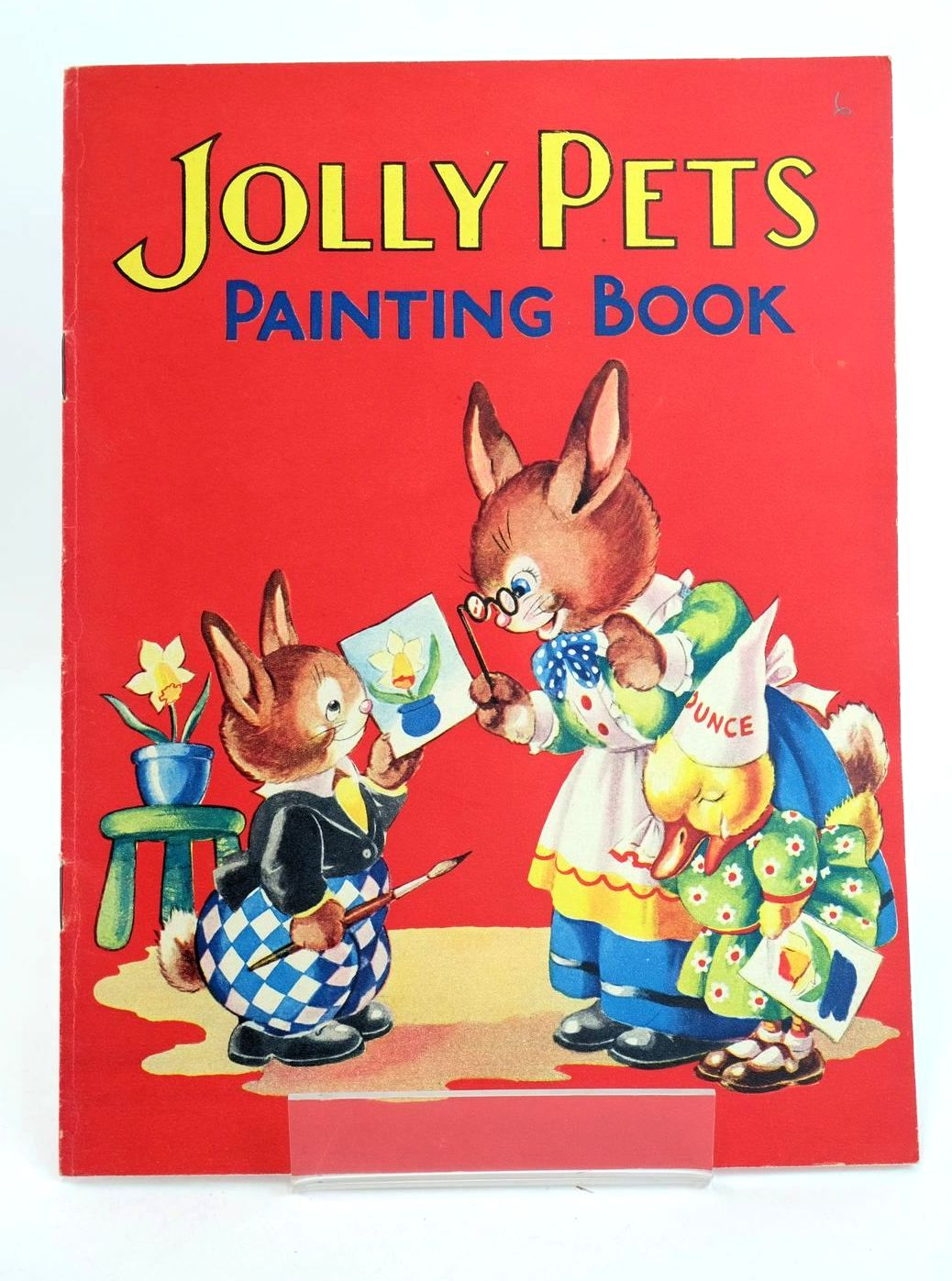 Photo of JOLLY PETS PAINTING BOOK- Stock Number: 1318567