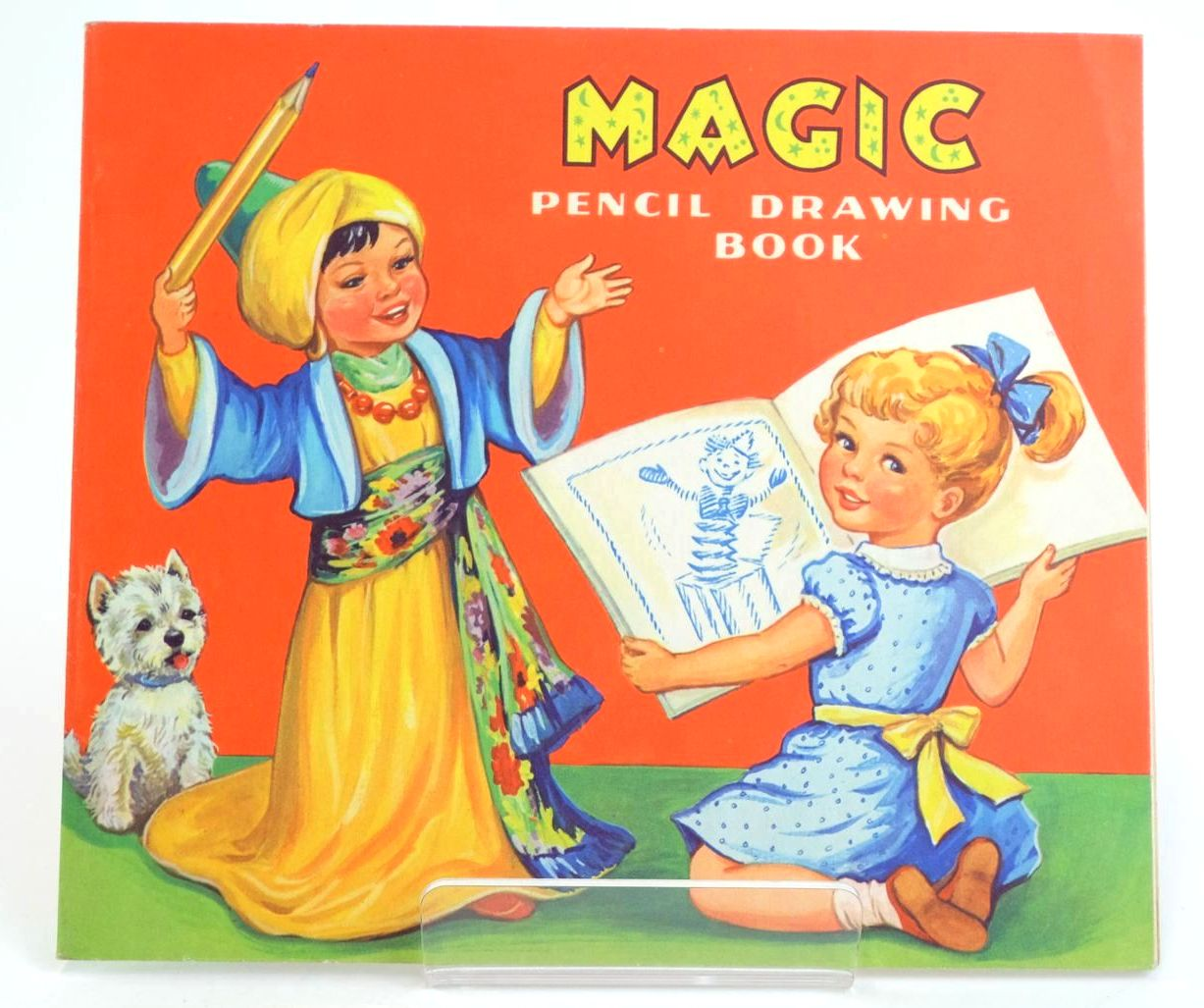 Photo of MAGIC PENCIL DRAWING BOOK- Stock Number: 1318572