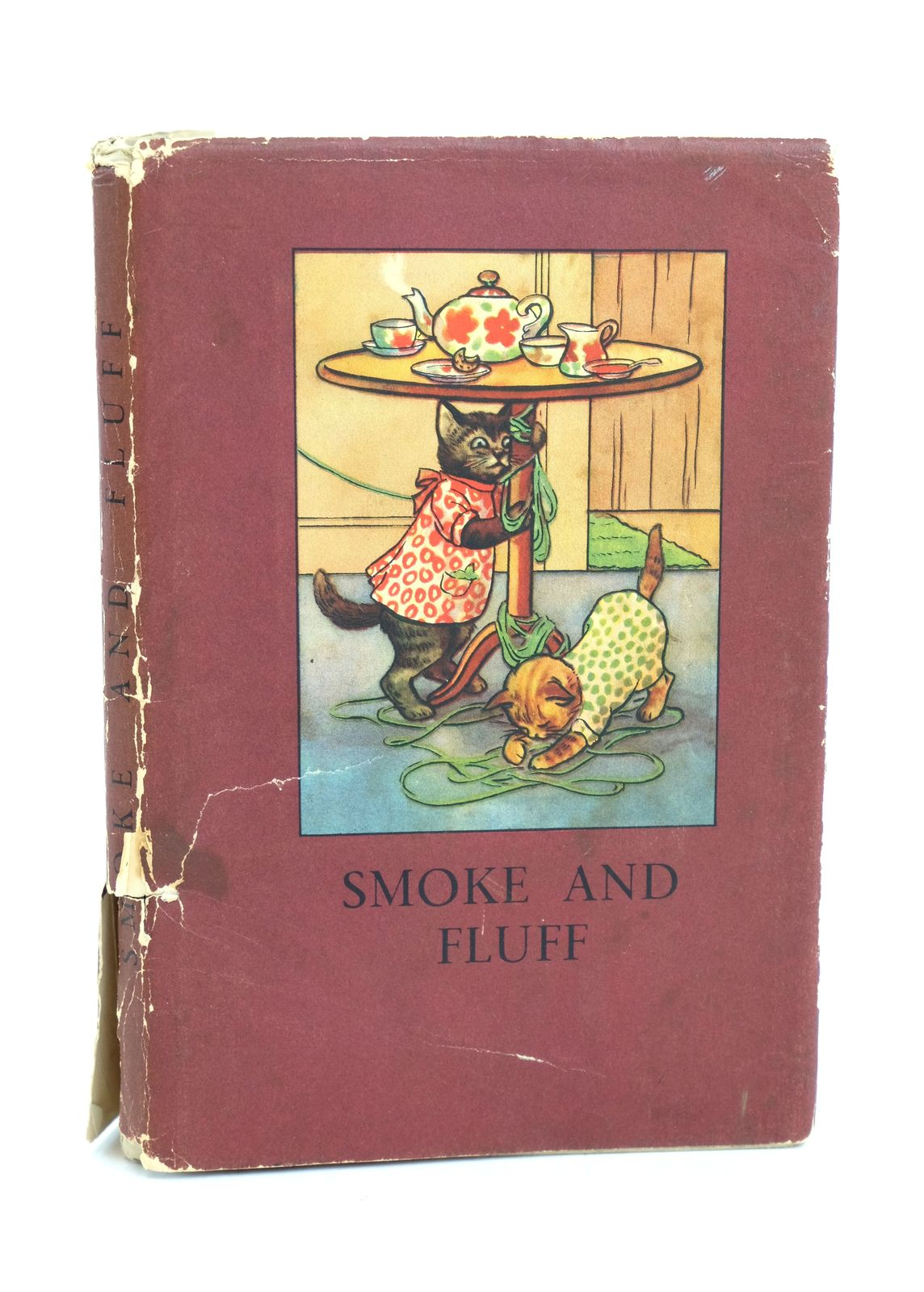 Photo of SMOKE AND FLUFF written by Perring, W. Macgregor, A.J. illustrated by Macgregor, A.J. published by Wills & Hepworth Ltd. (STOCK CODE: 1318604)  for sale by Stella & Rose's Books