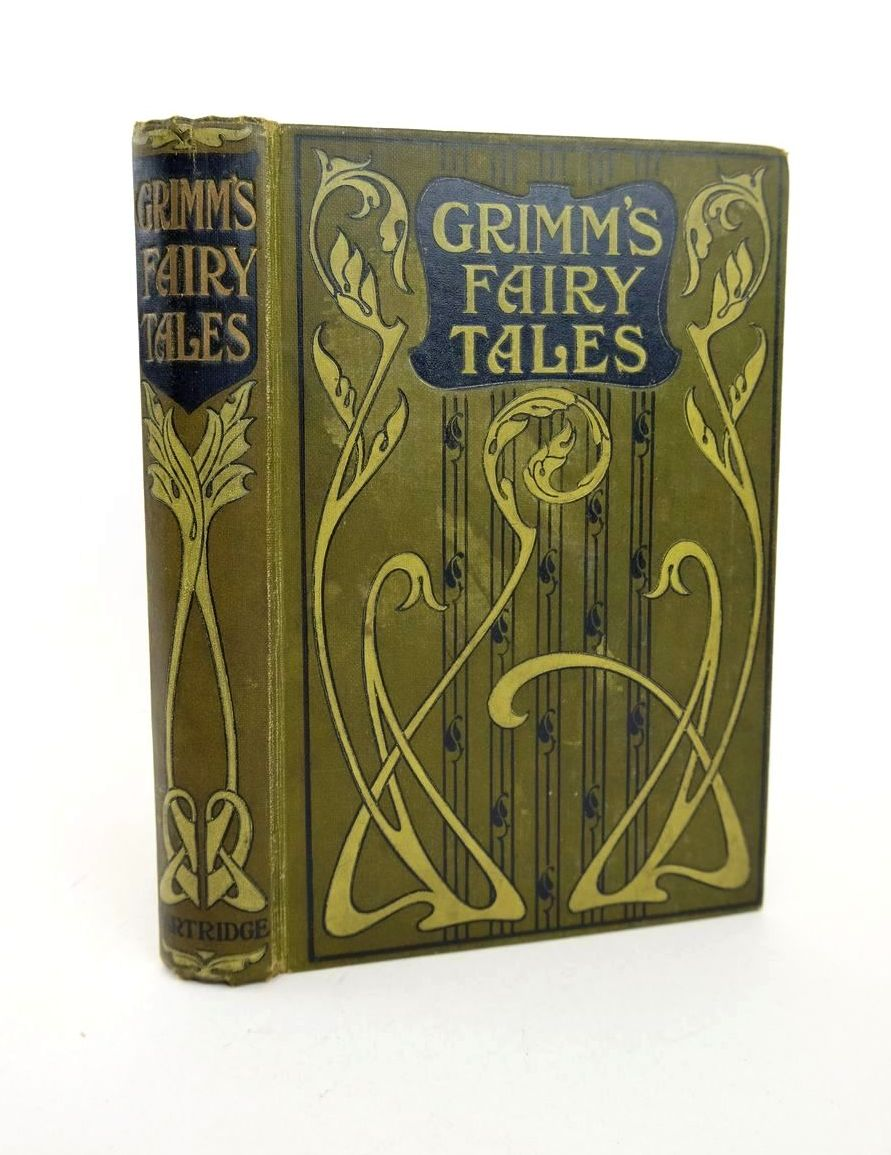 Photo of GRIMM'S FAIRY TALES written by Grimm, Brothers illustrated by Rackham, Arthur published by S. W. Partridge & Co. (STOCK CODE: 1318615)  for sale by Stella & Rose's Books