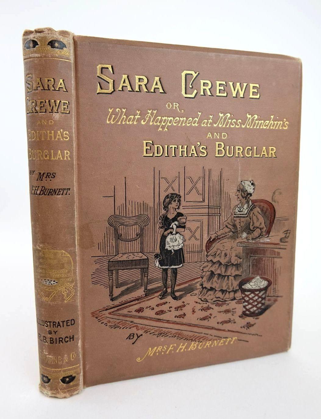 Photo of SARA CREWE AND EDITHA'S BURGLAR- Stock Number: 1318616