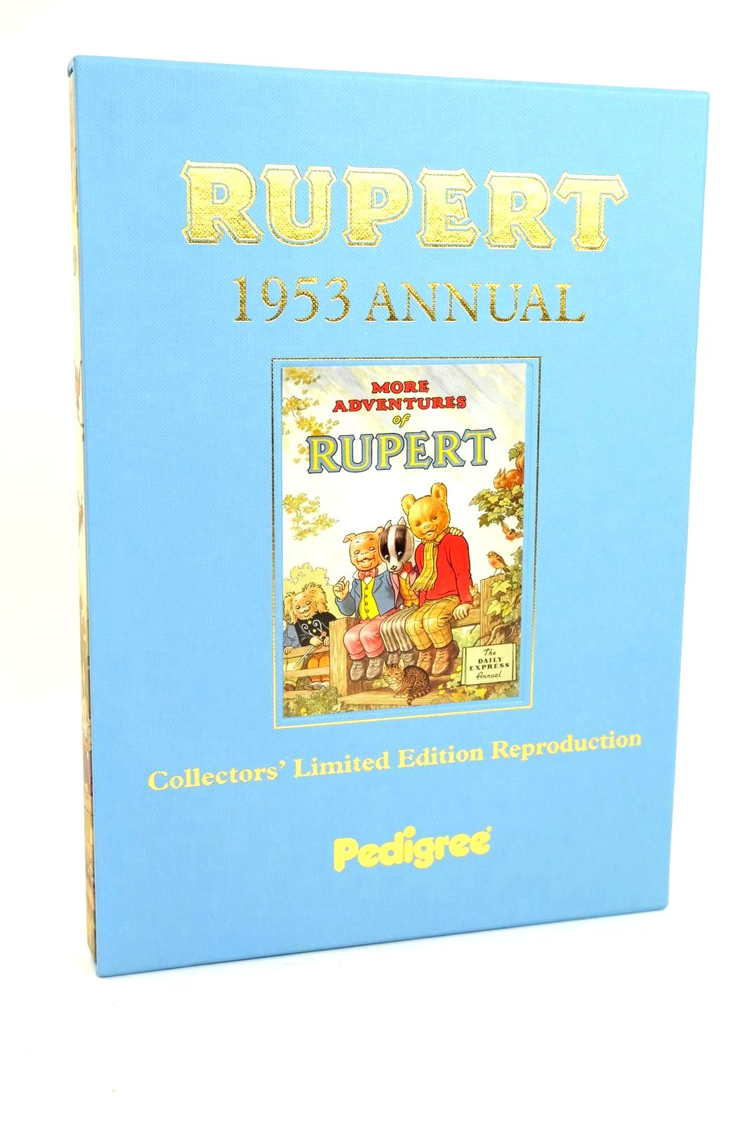 Photo of RUPERT ANNUAL 1953 (FACSIMILE) - MORE ADVENTURES OF RUPERT- Stock Number: 1318643