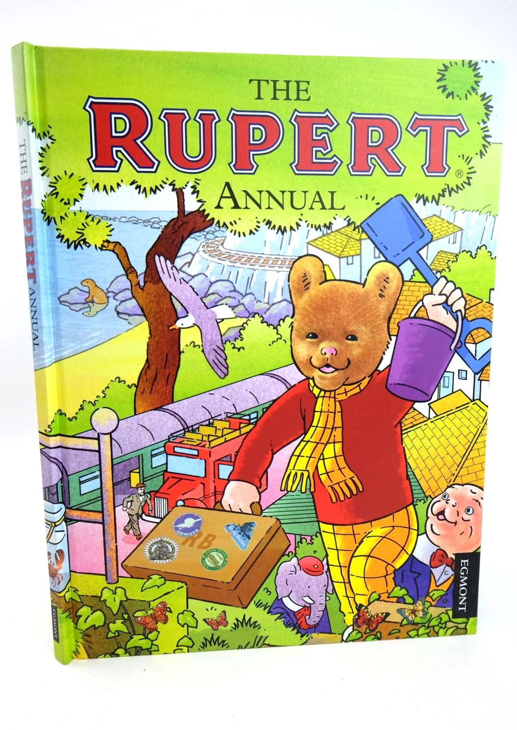 Photo of RUPERT ANNUAL 2012- Stock Number: 1318646