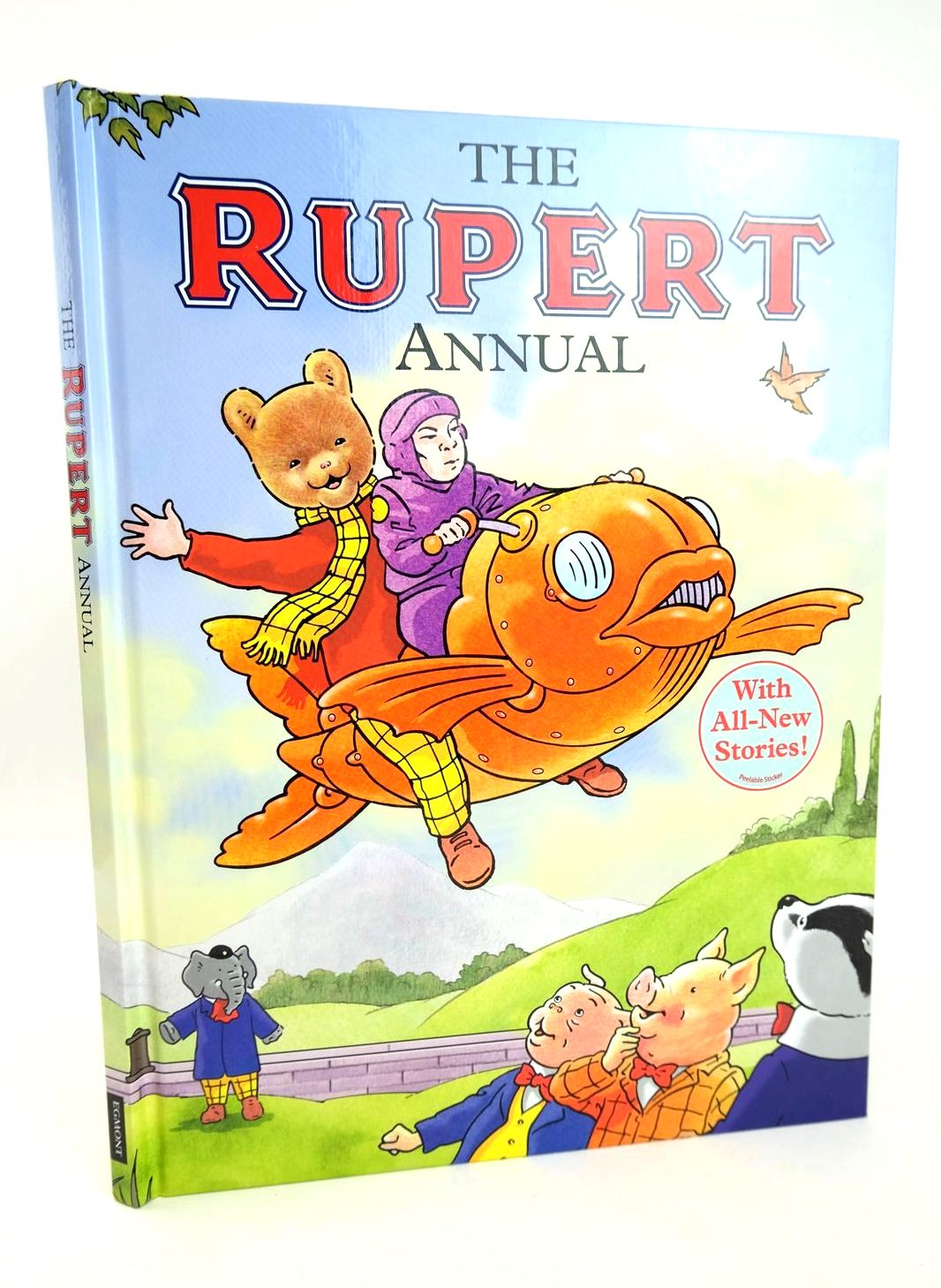 Photo of RUPERT ANNUAL 2009- Stock Number: 1318647