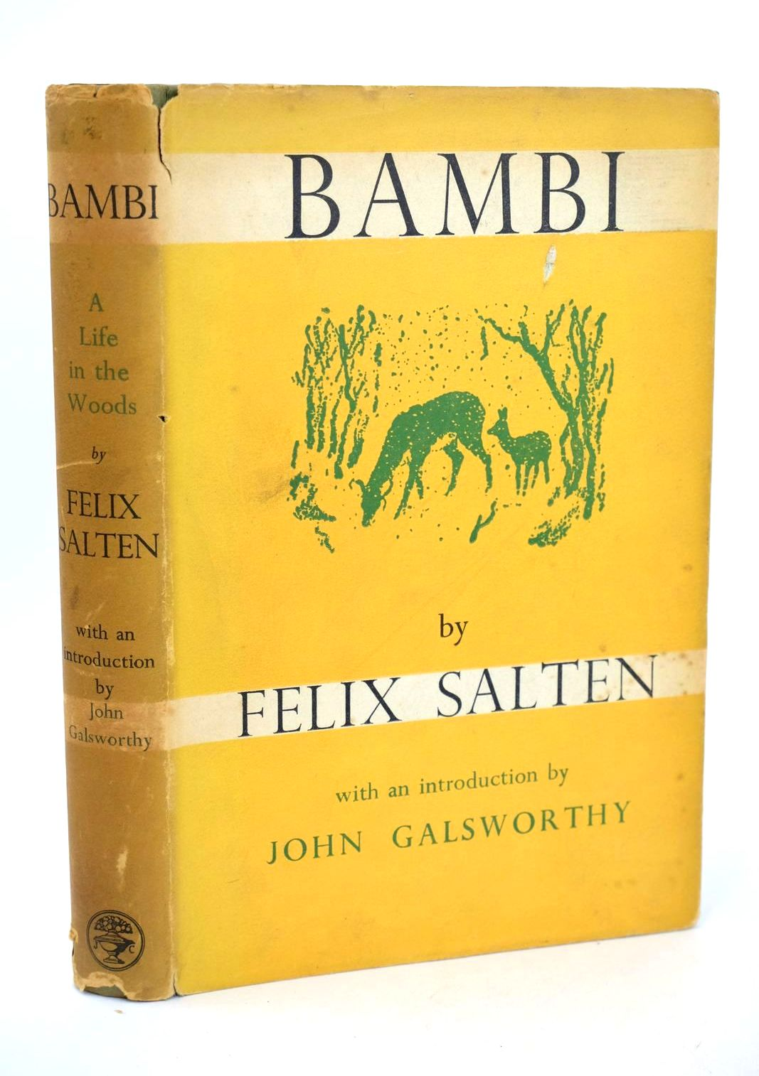 Photo of BAMBI - A LIFE IN THE WOODS- Stock Number: 1318648