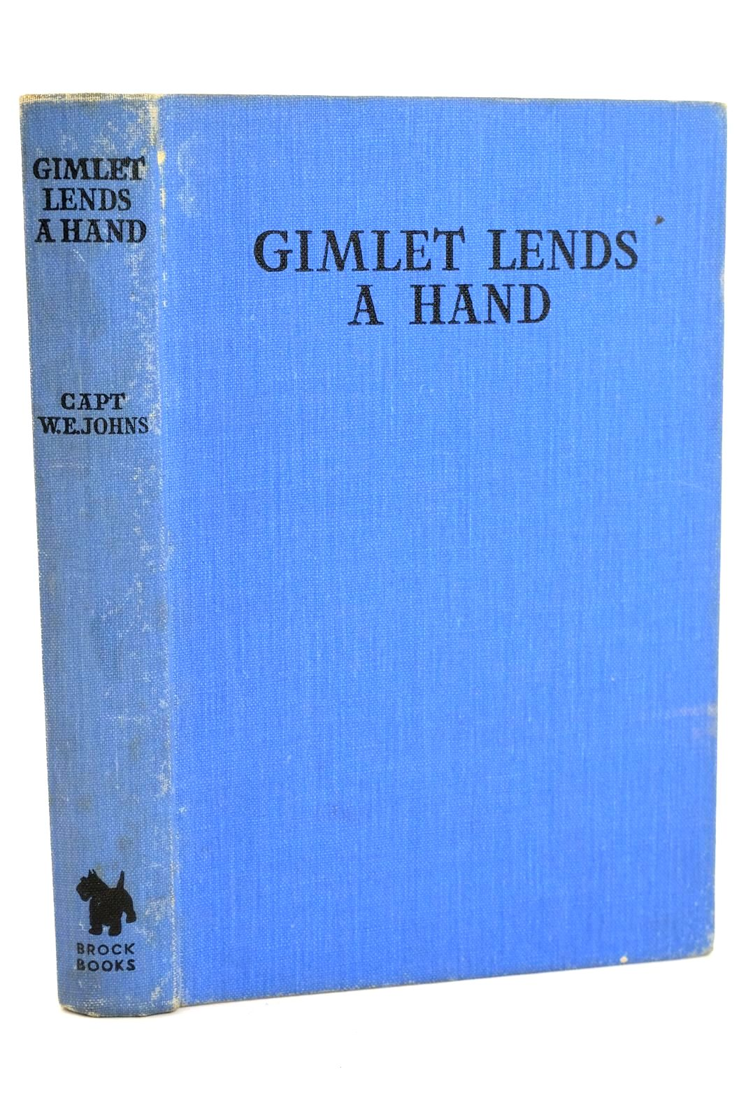 Photo of GIMLET LENDS A HAND written by Johns, W.E. illustrated by Stead, Leslie published by Brockhampton Press (STOCK CODE: 1318650)  for sale by Stella & Rose's Books