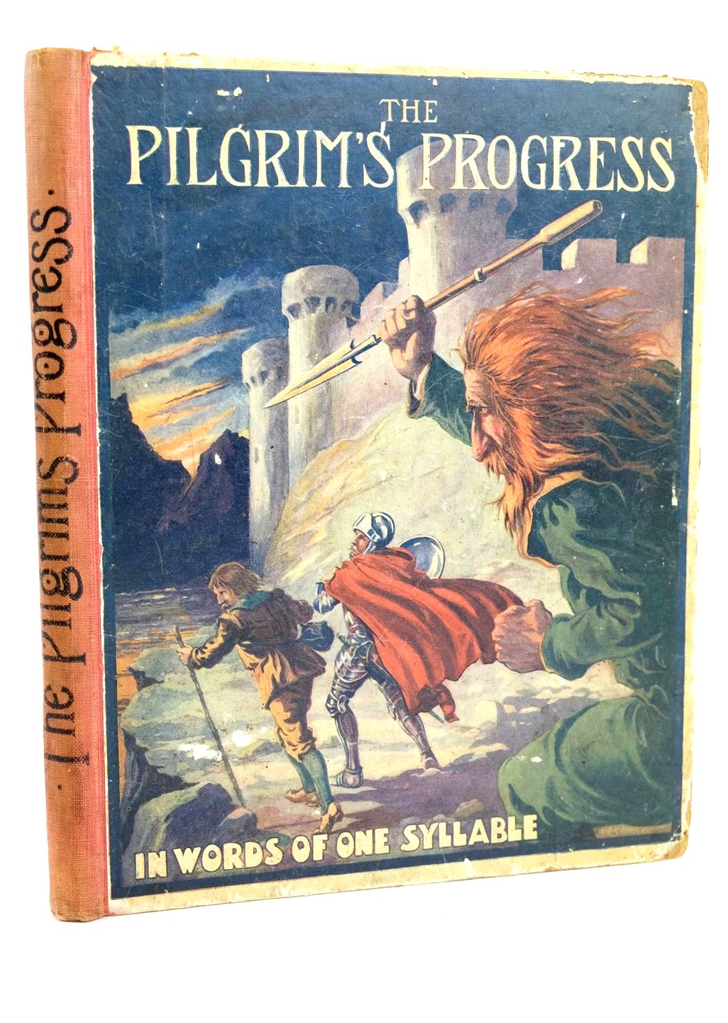 Photo of THE PILGRIM'S PROGRESS IN WORDS OF ONE SYLLABLE- Stock Number: 1318655
