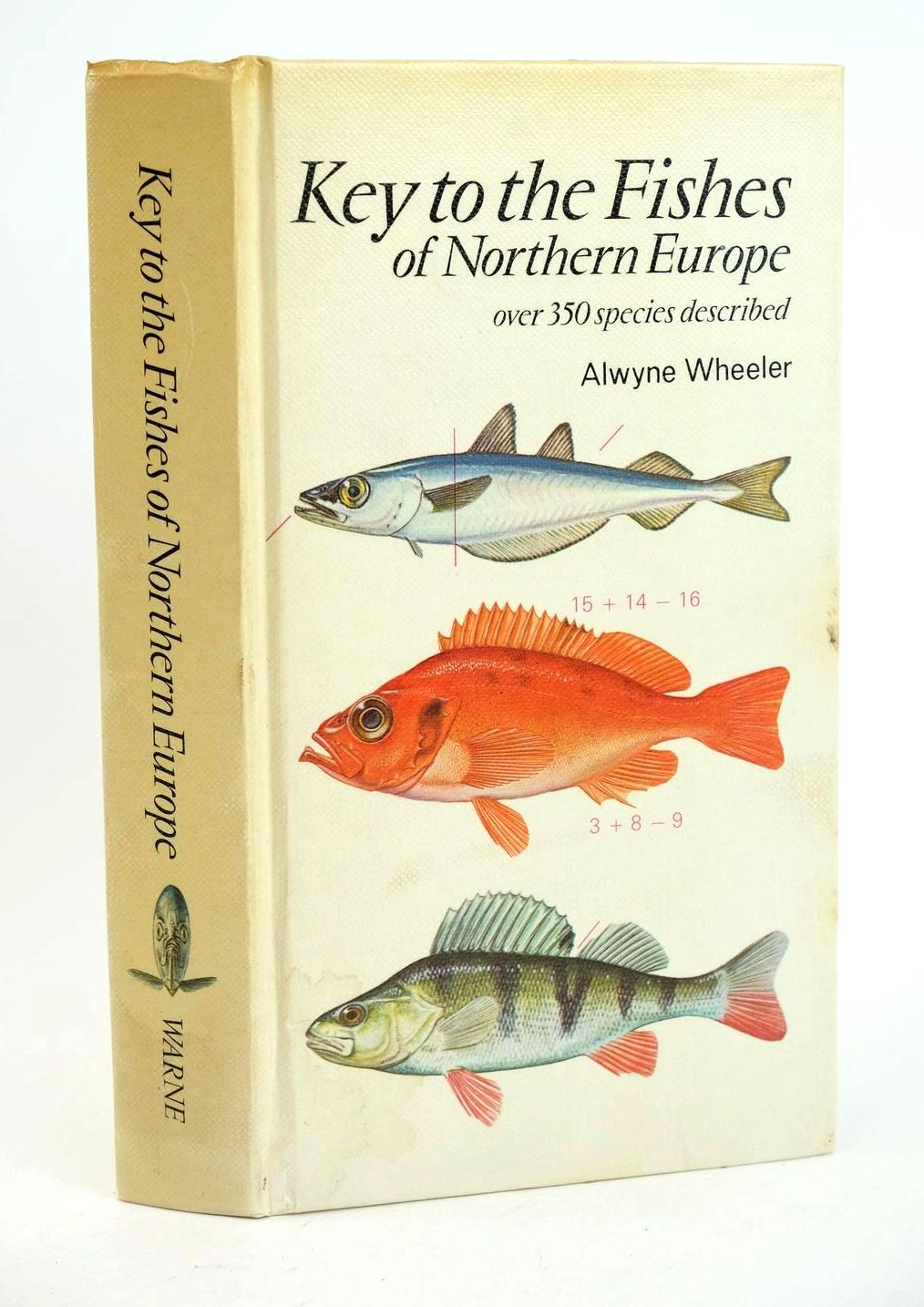 Photo of KEY TO THE FISHES OF NORTHERN EUROPE written by Wheeler, Alwyne illustrated by Stebbing, Peter Fraser, F. Rodney published by Frederick Warne (Publishers) Ltd. (STOCK CODE: 1318661)  for sale by Stella & Rose's Books