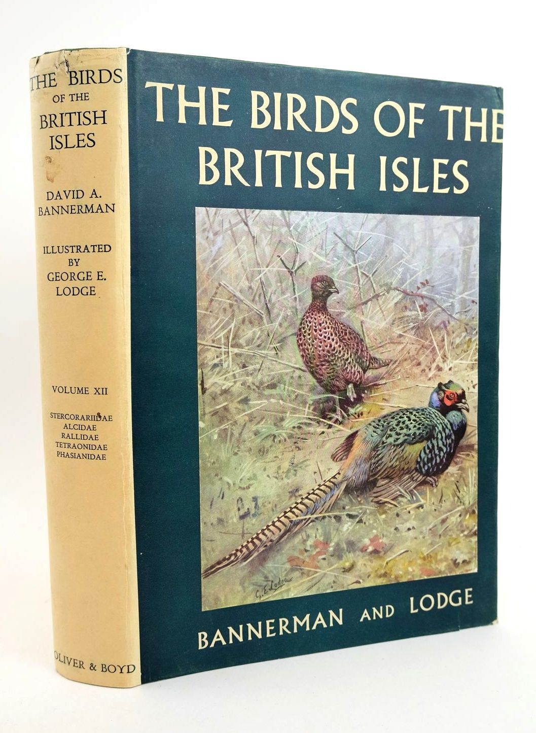 Photo of THE BIRDS OF THE BRITISH ISLES (VOLUME XII)- Stock Number: 1318667