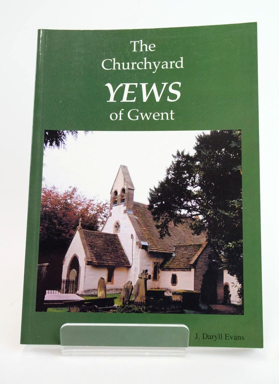 Photo of THE CHURCHYARD YEWS OF GWENT- Stock Number: 1318669