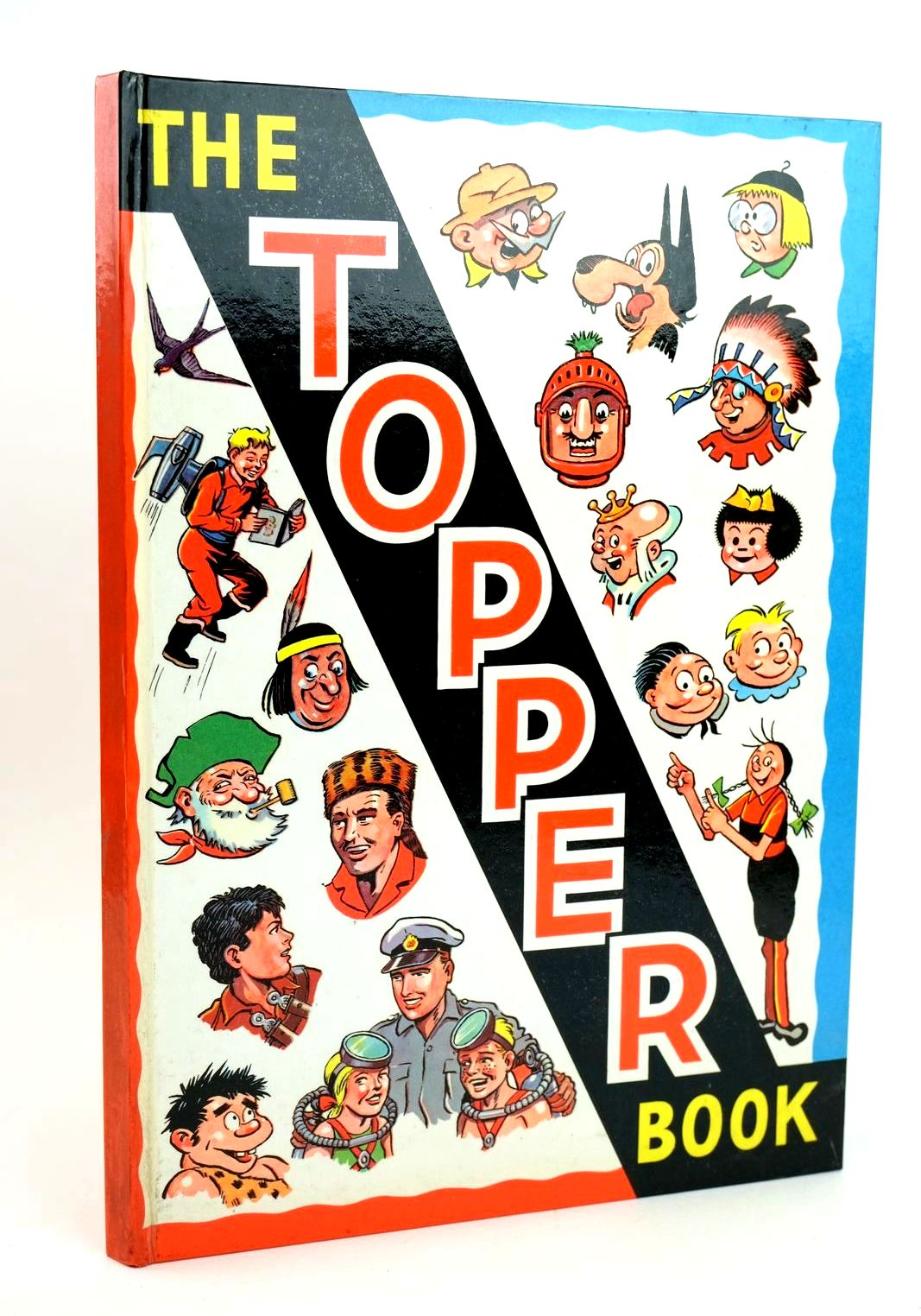 Photo of THE TOPPER BOOK 1960 published by D.C. Thomson & Co Ltd., John Leng & Co. Ltd. (STOCK CODE: 1318670)  for sale by Stella & Rose's Books
