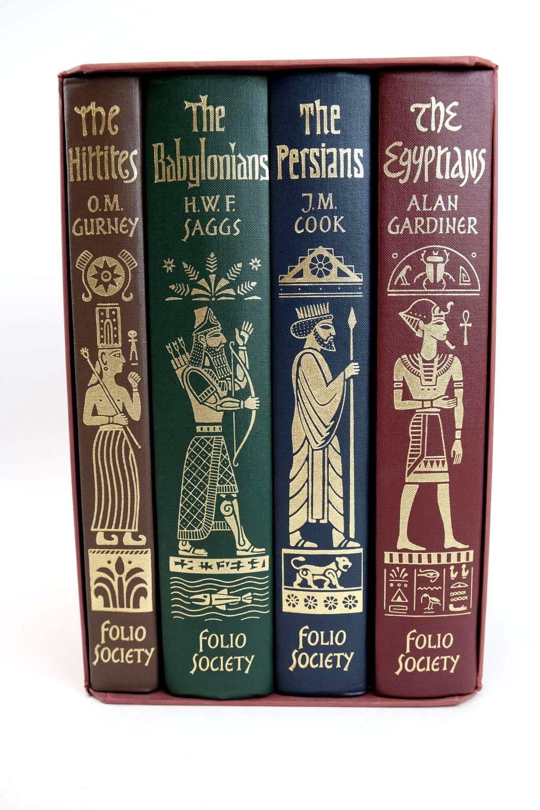 Photo of EMPIRES OF THE ANCIENT NEAR EAST (FOUR VOLUMES)- Stock Number: 1318678
