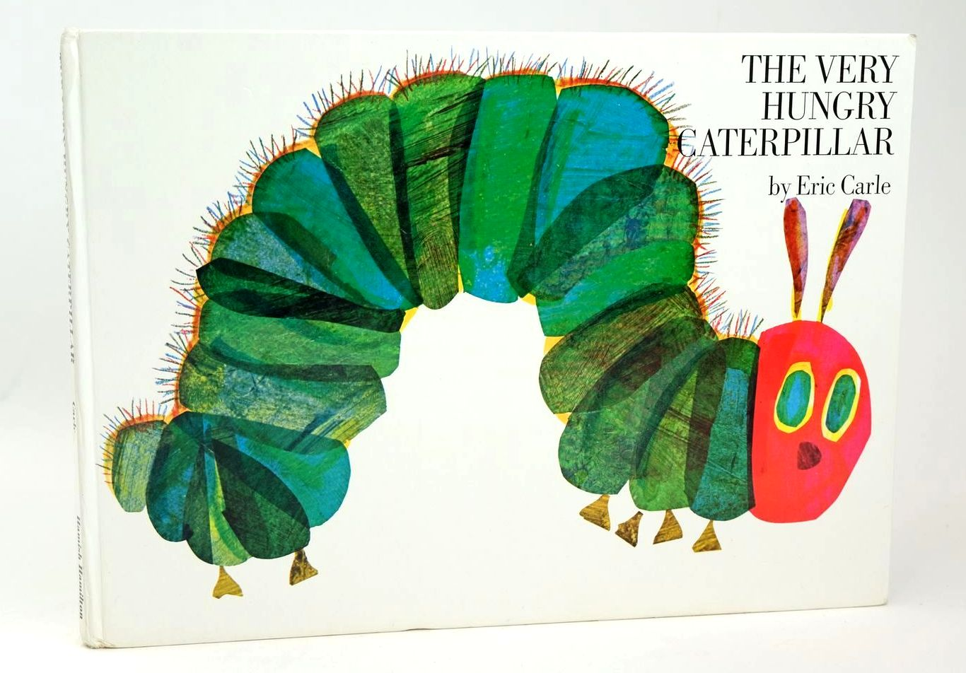 Photo of THE VERY HUNGRY CATERPILLAR- Stock Number: 1318680