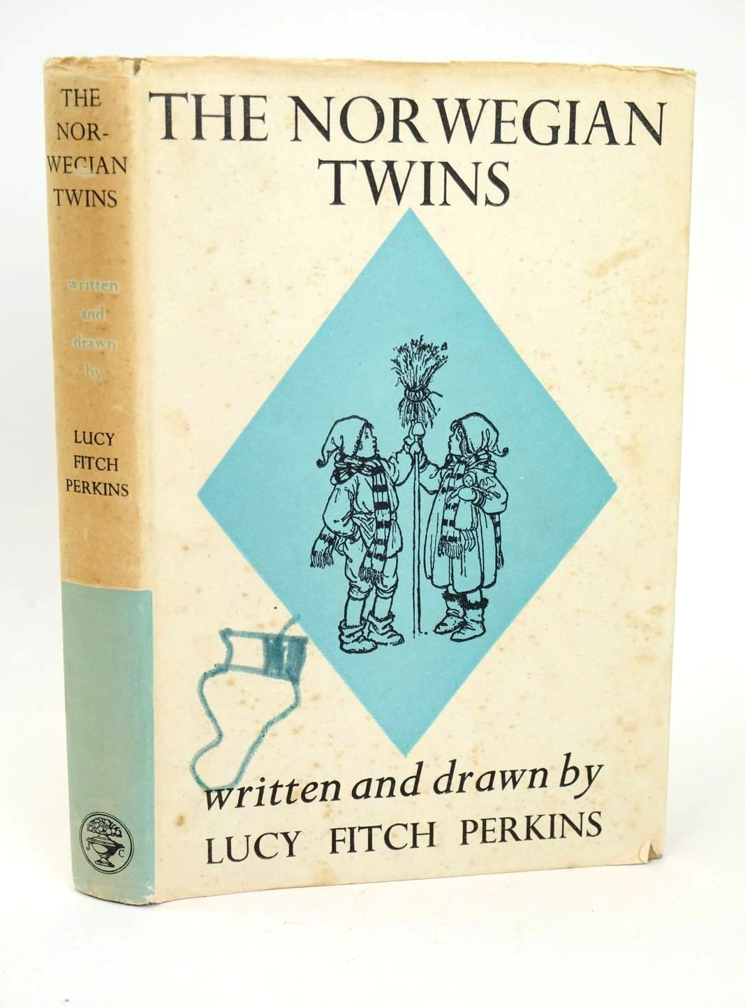 Photo of THE NORWEGIAN TWINS written by Perkins, Lucy Fitch illustrated by Perkins, Lucy Fitch published by Jonathan Cape (STOCK CODE: 1318681)  for sale by Stella & Rose's Books