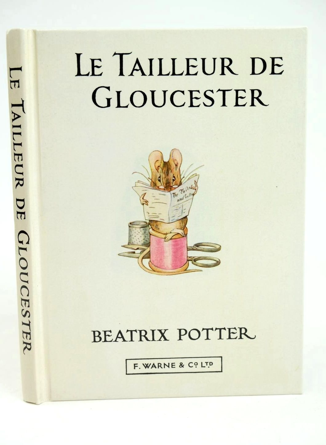 Photo of LE TAILLEUR DE GLOUCESTER- Stock Number: 1318688
