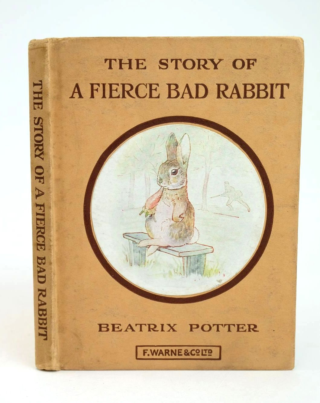 Photo of THE STORY OF A FIERCE BAD RABBIT- Stock Number: 1318692