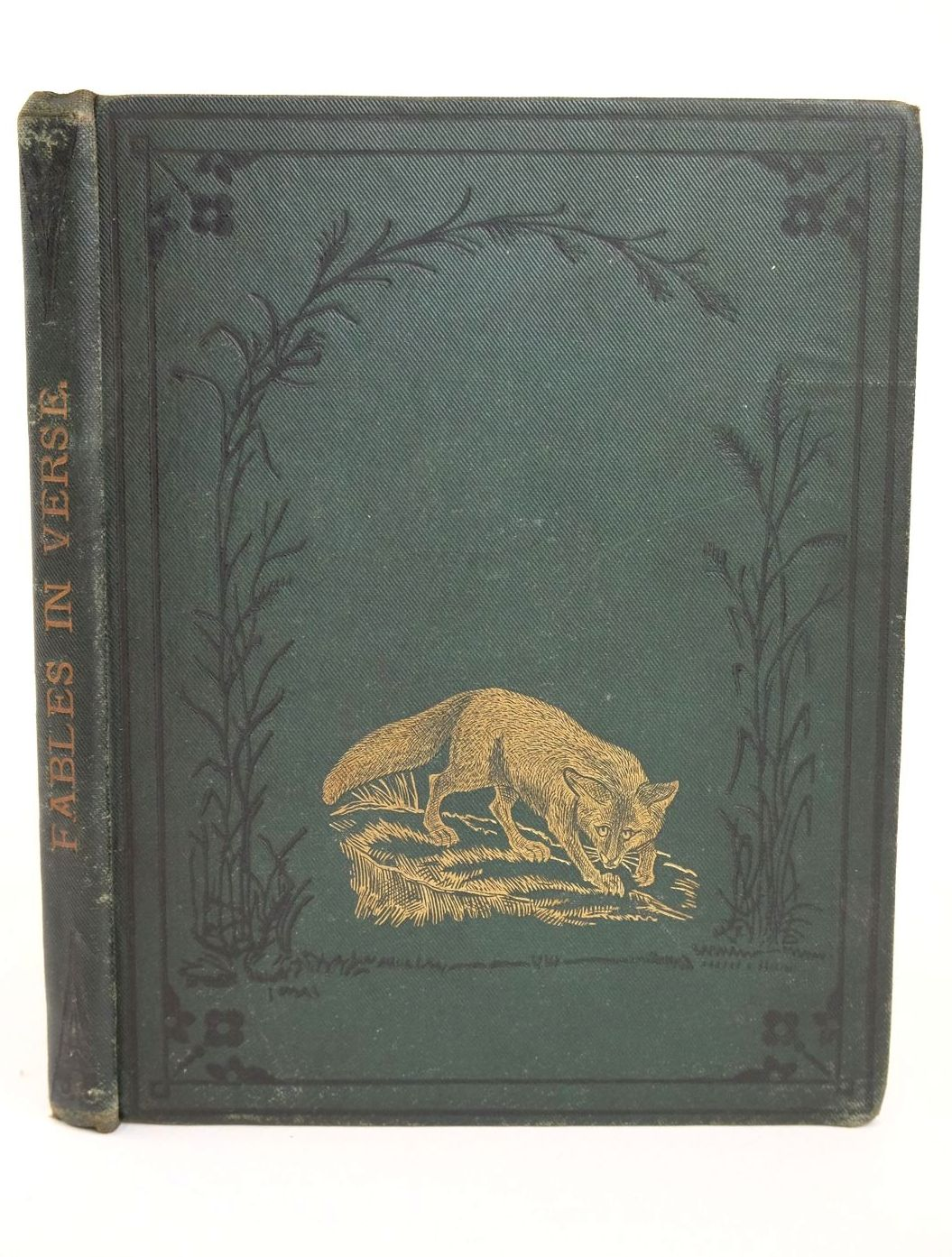 Photo of FABLES IN VERSE AND OTHER POEMS- Stock Number: 1318695