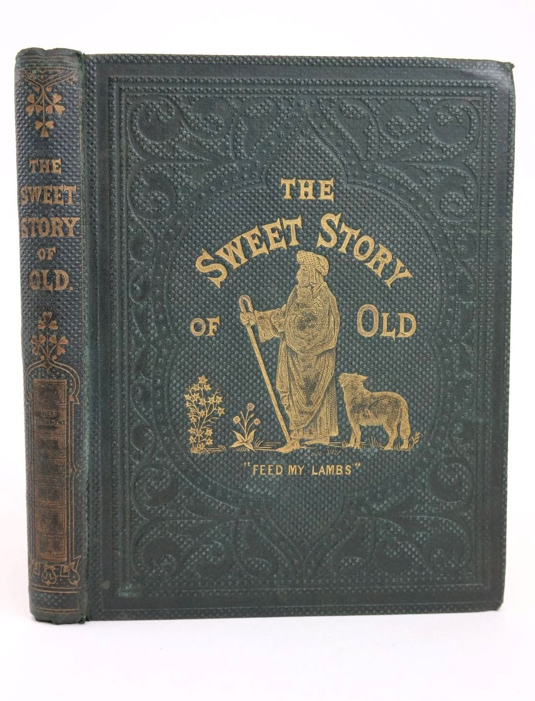 Photo of THE SWEET STORY OF OLD published by The Religious Tract Society (STOCK CODE: 1318698)  for sale by Stella & Rose's Books