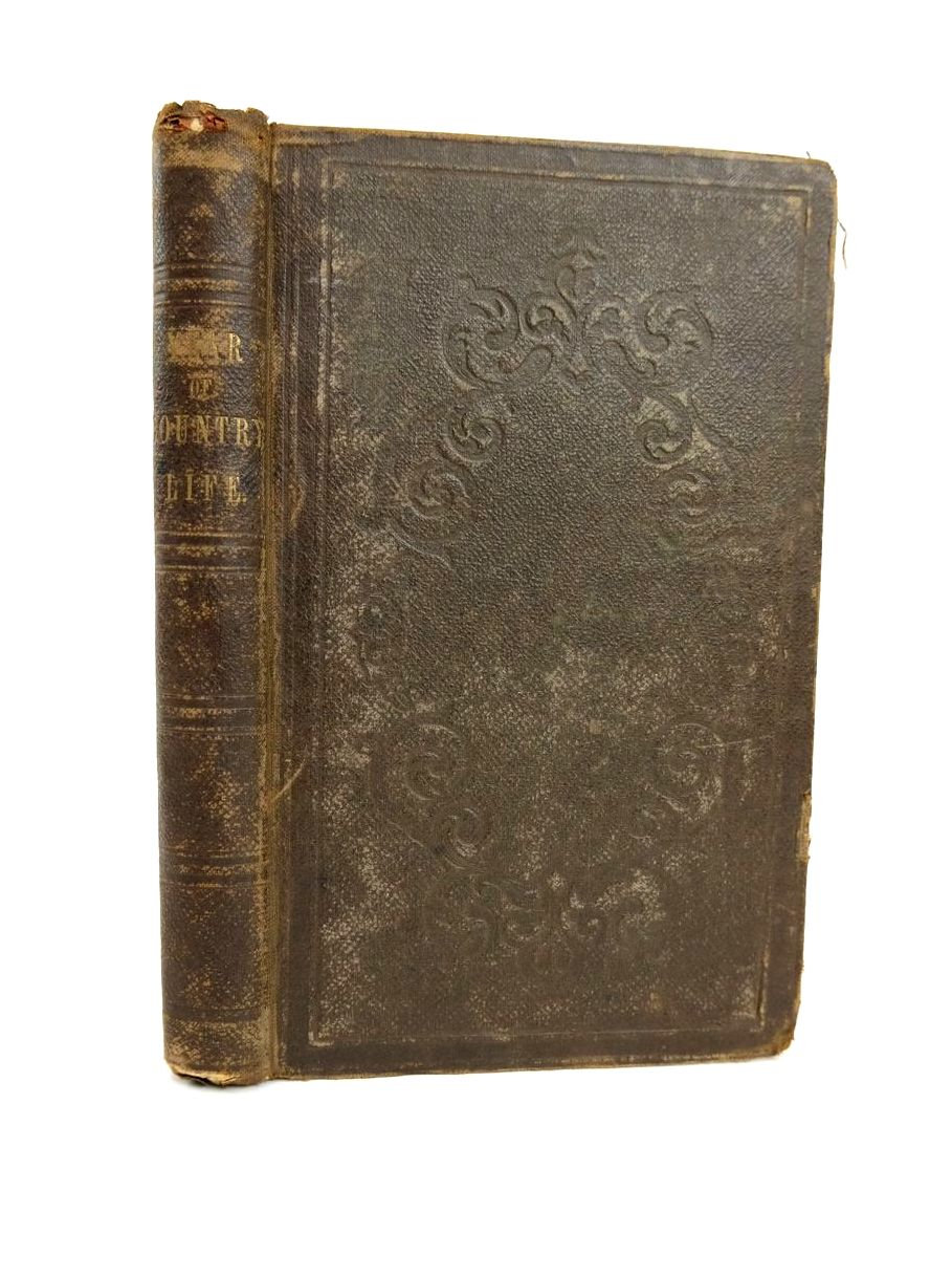 Photo of A YEAR OF COUNTRY LIFE; OR, THE CHRONICLE OF THE YOUNG NATURALISTS published by Society for Promoting Christian Knowledge (STOCK CODE: 1318701)  for sale by Stella & Rose's Books
