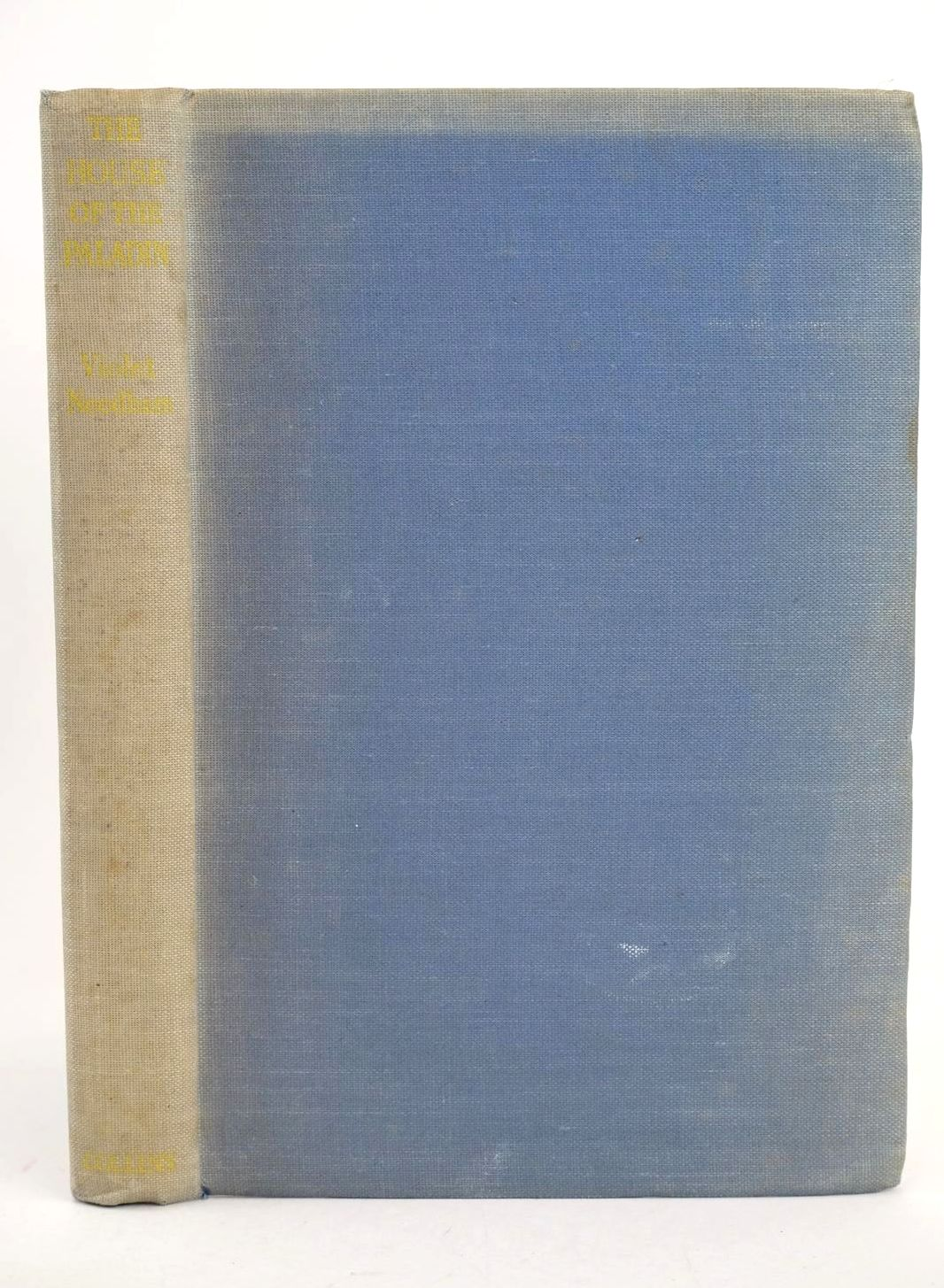 Photo of THE HOUSE OF THE PALADIN written by Needham, Violet illustrated by Bruce, Joyce published by Collins (STOCK CODE: 1318712)  for sale by Stella & Rose's Books