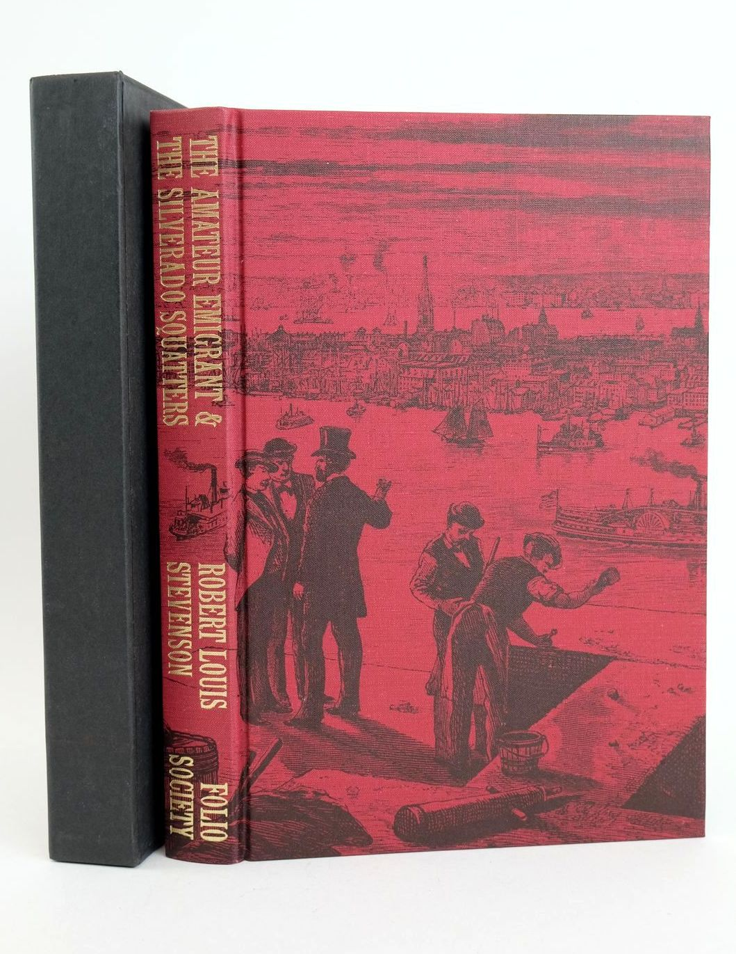 Photo of THE AMATEUR EMIGRANT & THE SILVERADO SQUATTERS- Stock Number: 1318715