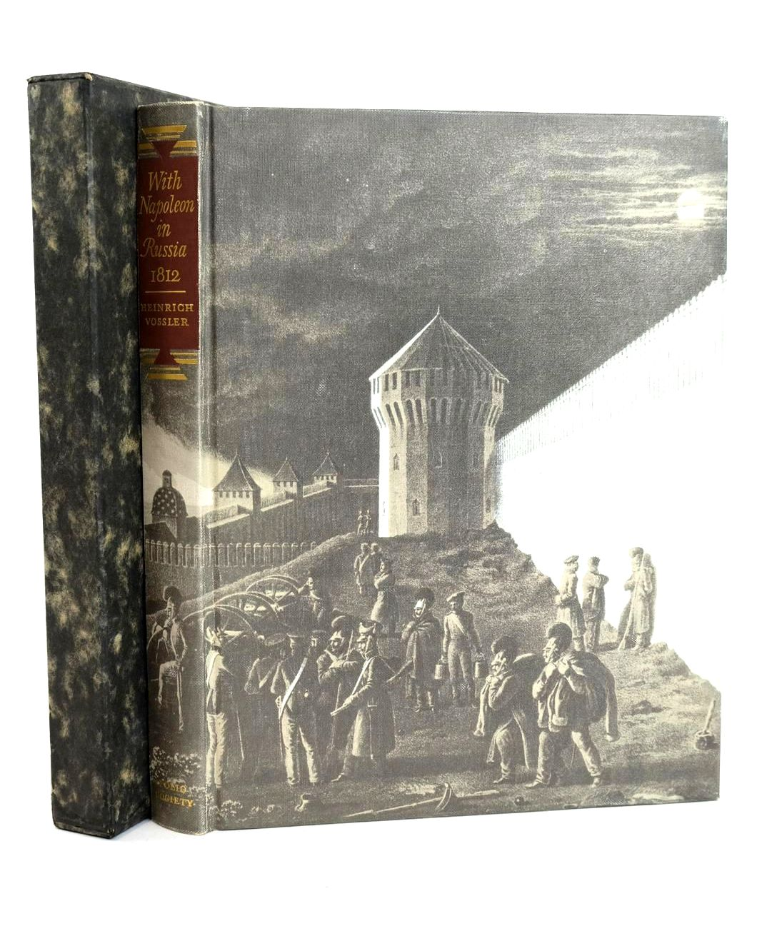 Photo of WITH NAPOLEON IN RUSSIA 1812 written by Vossler, H.A. Wallich, Walter illustrated by Von Faber Du Faur, Christian-Wilhelm published by Folio Society (STOCK CODE: 1318717)  for sale by Stella & Rose's Books