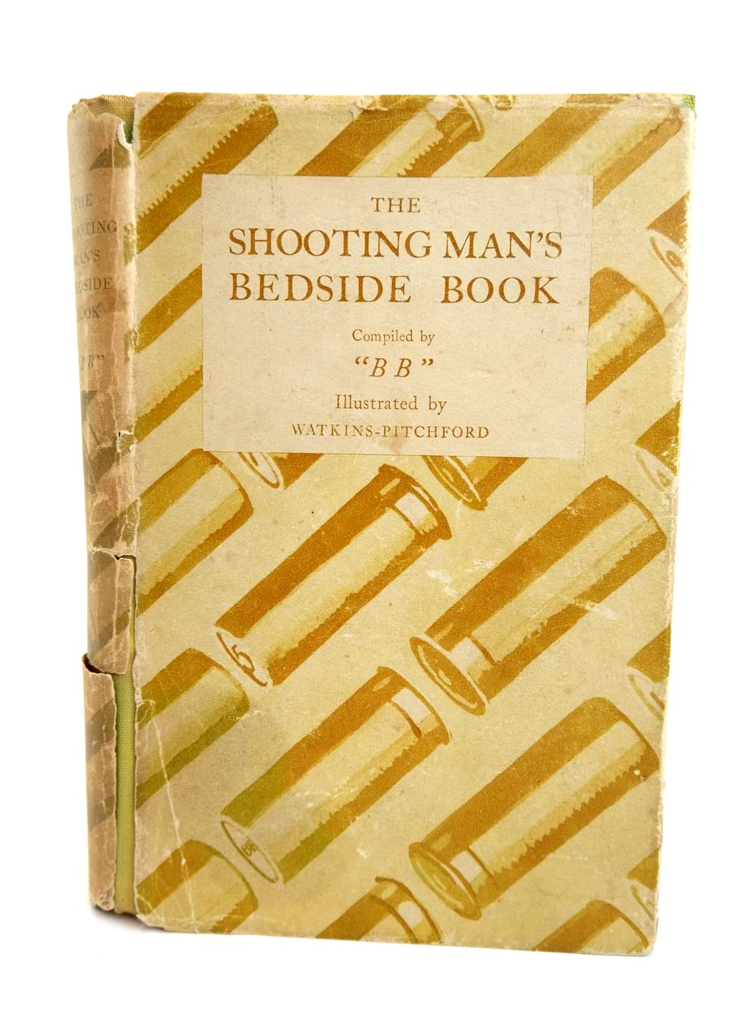 Photo of THE SHOOTING MAN'S BEDSIDE BOOK written by BB,  illustrated by BB,  published by Eyre & Spottiswoode (STOCK CODE: 1318722)  for sale by Stella & Rose's Books