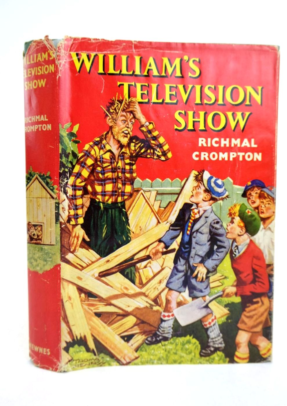 Photo of WILLIAM'S TELEVISION SHOW- Stock Number: 1318725