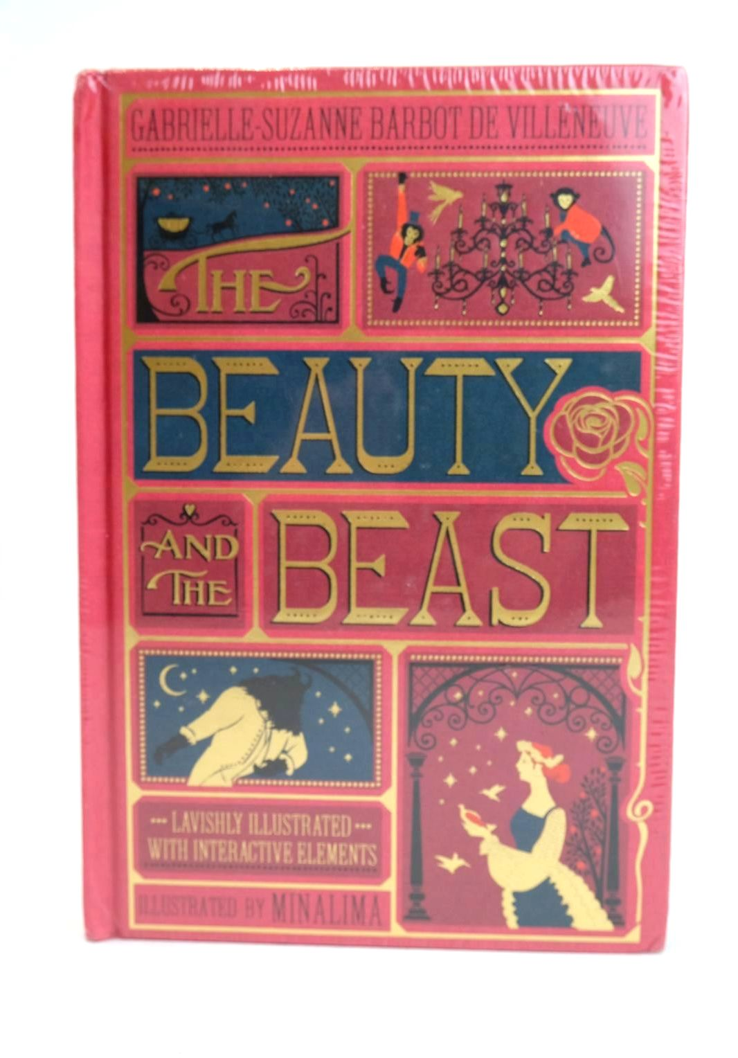 Photo of THE BEAUTY AND THE BEAST- Stock Number: 1318733