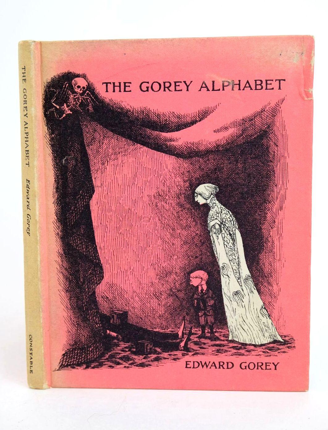 Photo of THE GOREY ALPHABET
