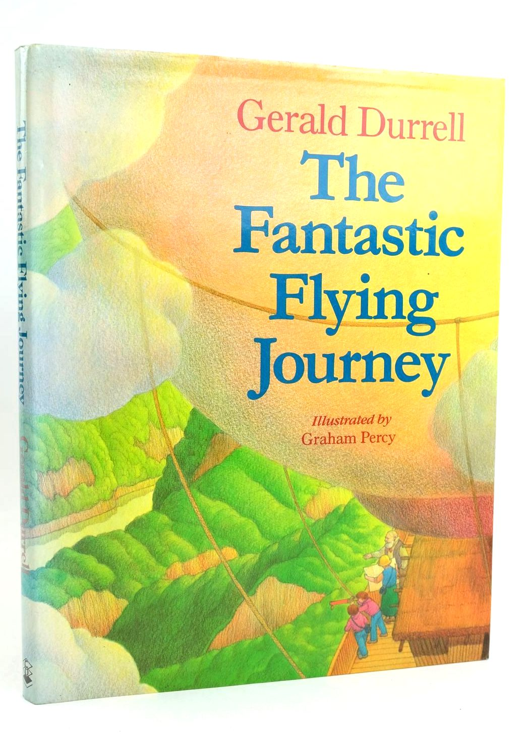Photo of THE FANTASTIC FLYING JOURNEY written by Durrell, Gerald illustrated by Percy, Graham published by Conran Octopus Ltd. (STOCK CODE: 1318741)  for sale by Stella & Rose's Books