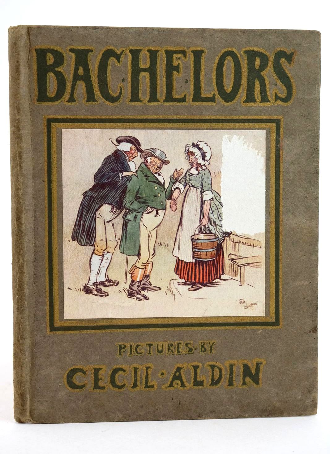 Photo of BACHELORS AND A BACHELOR'S CONFESSIONS- Stock Number: 1318755