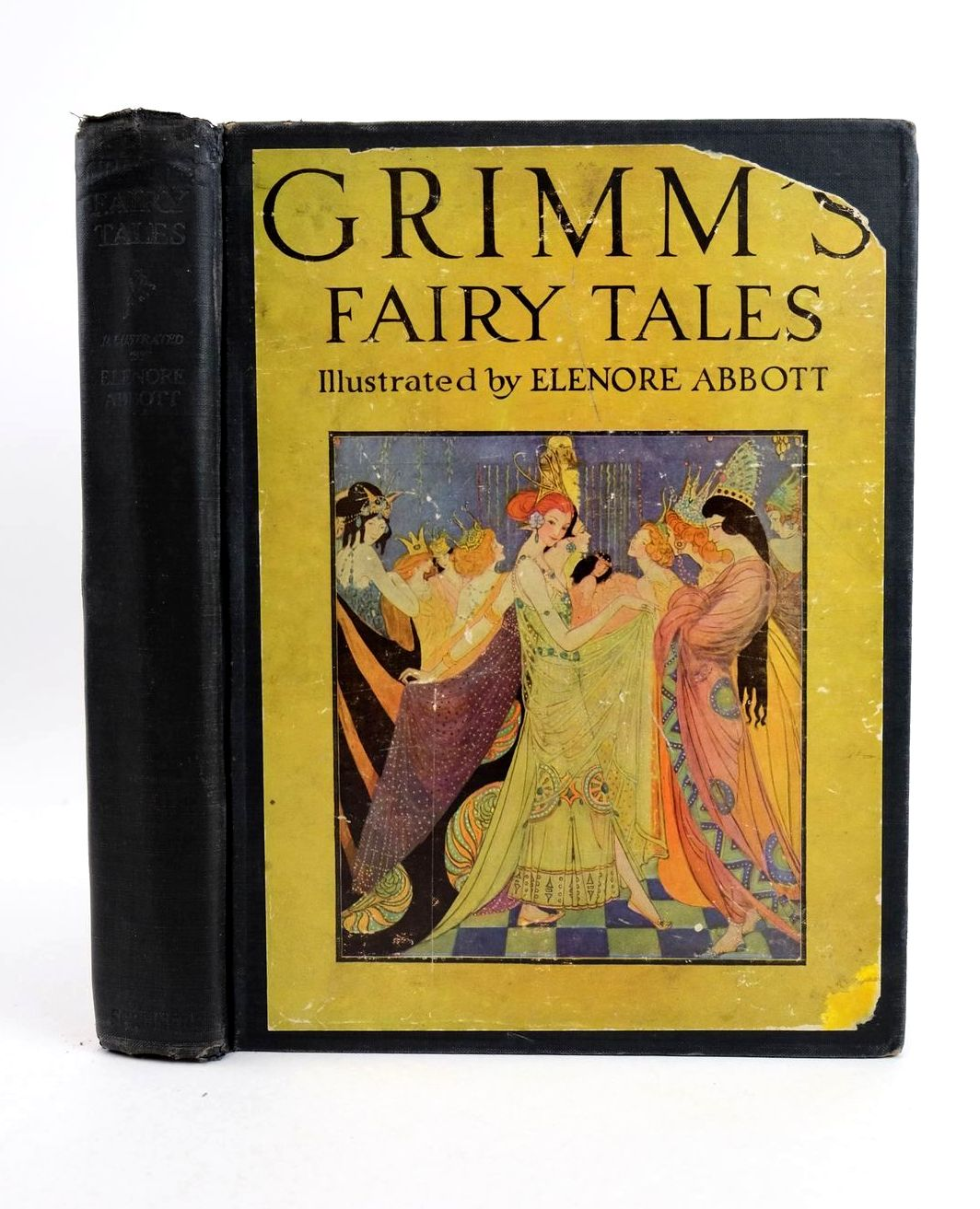 Photo of GRIMM'S FAIRY TALES- Stock Number: 1318757