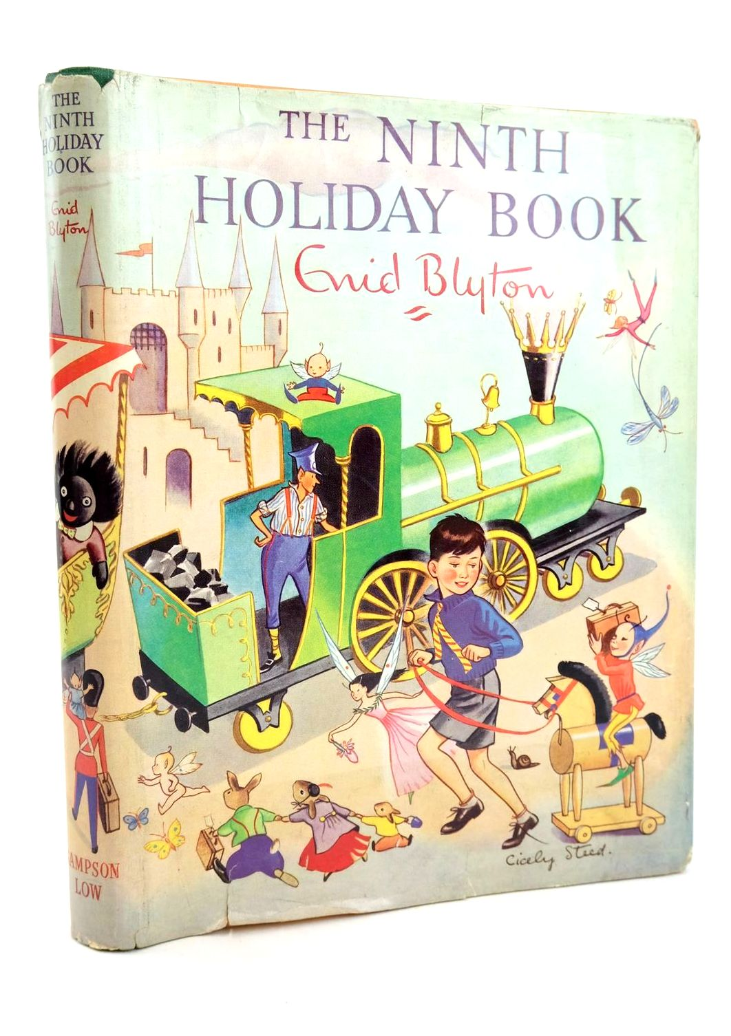 Photo of THE NINTH HOLIDAY BOOK- Stock Number: 1318764