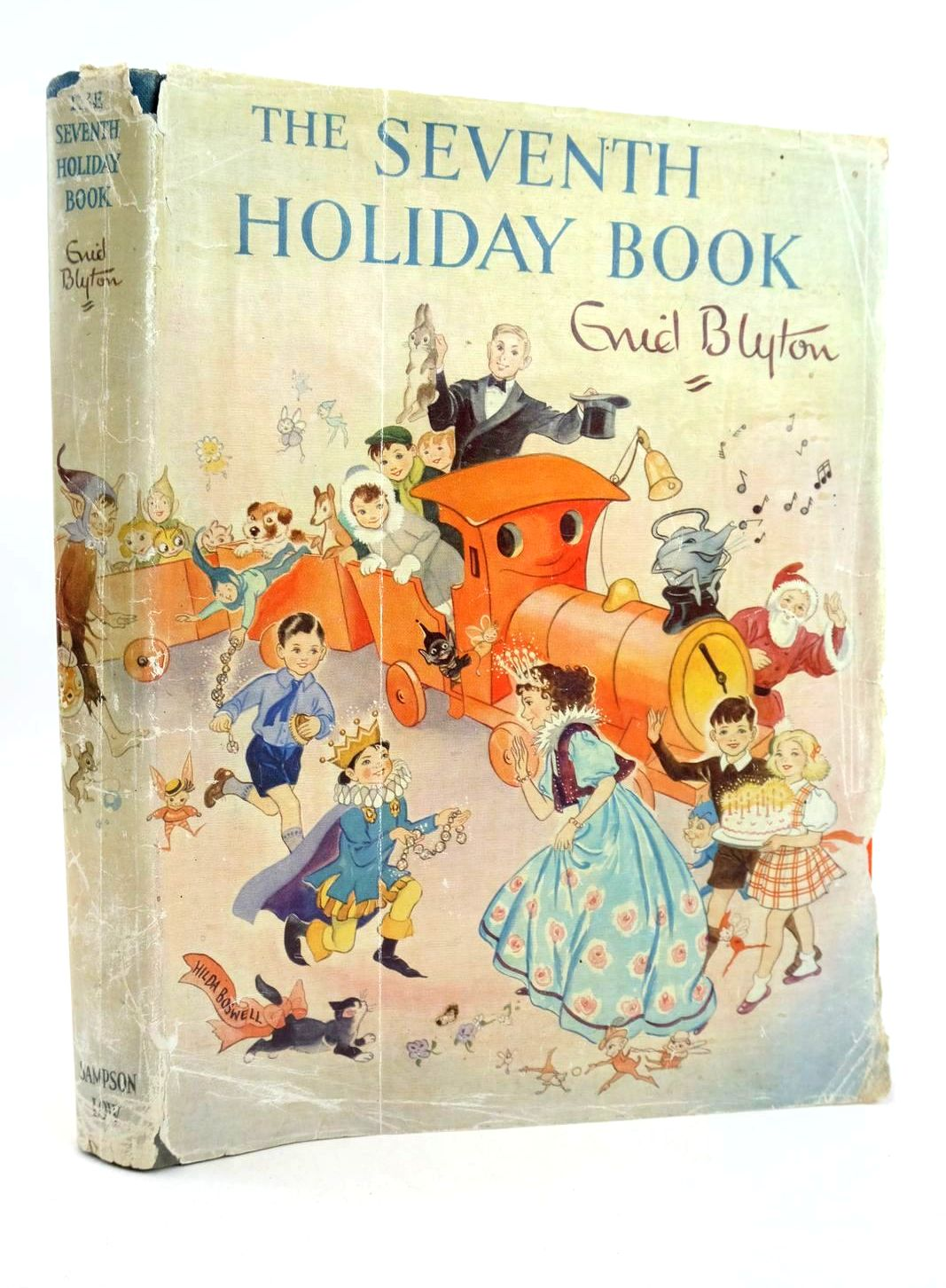 Photo of THE SEVENTH HOLIDAY BOOK- Stock Number: 1318766